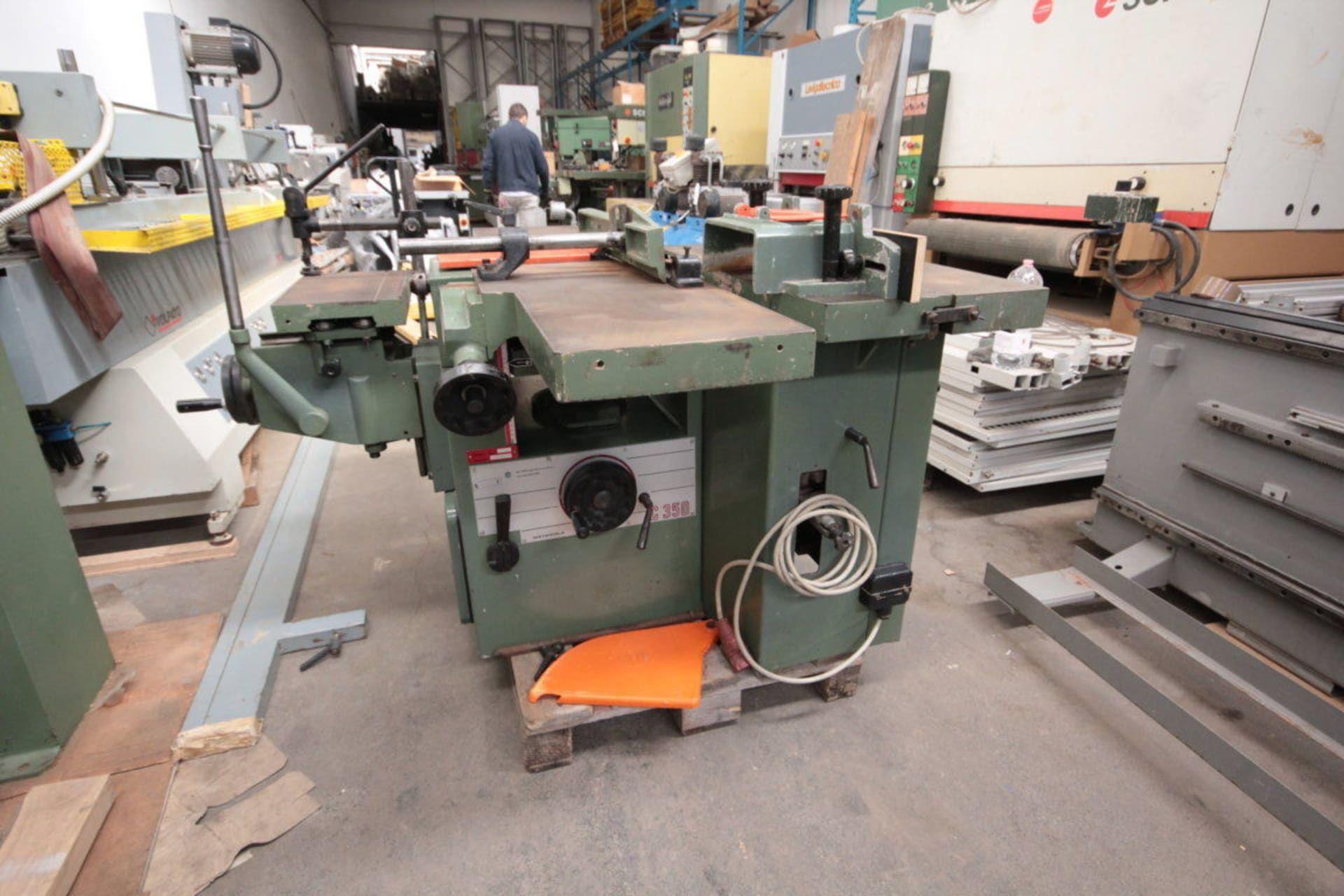 STETON C 350 Kombinierte Maschine