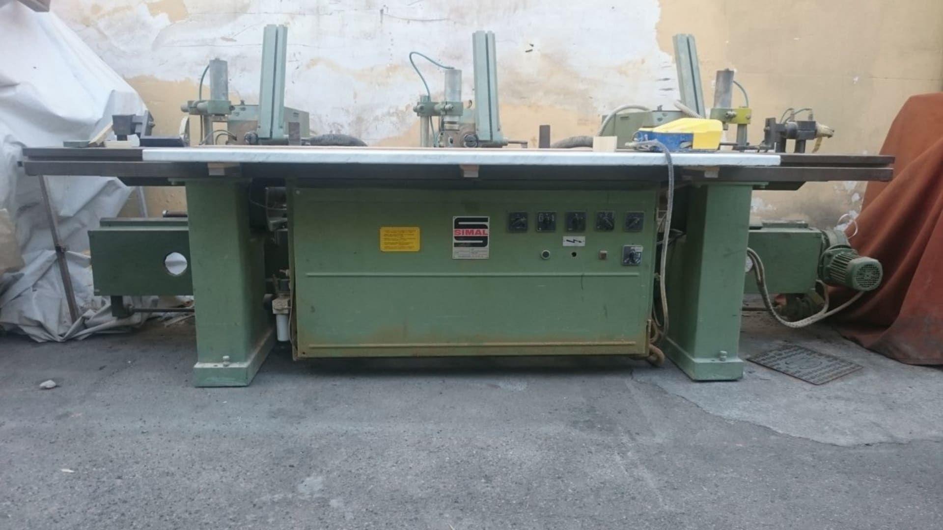 SIMAL LS / E3 Dübeleintreibmaschine