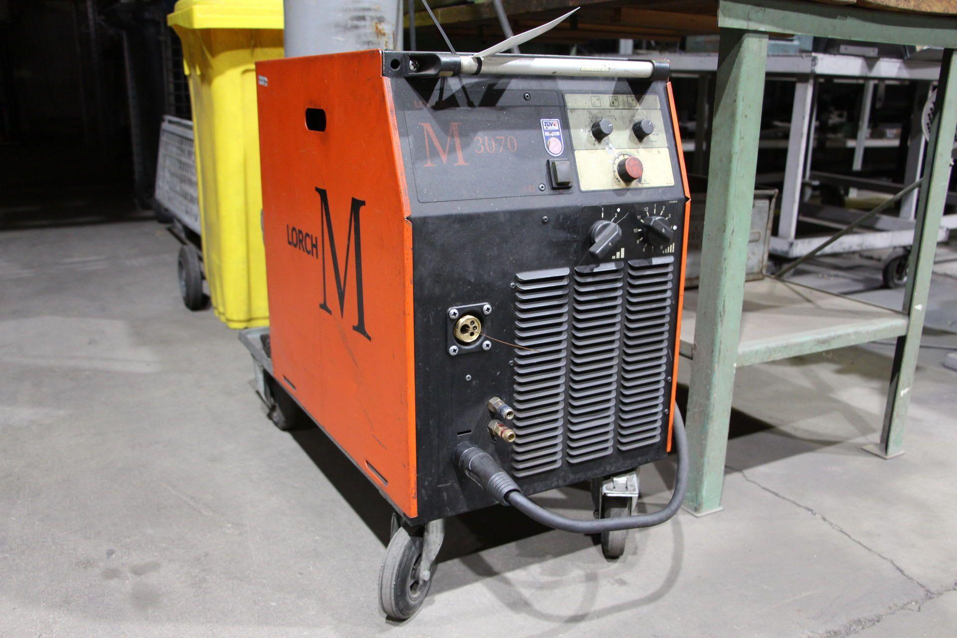 LORCH M 3070 Schweißgerät