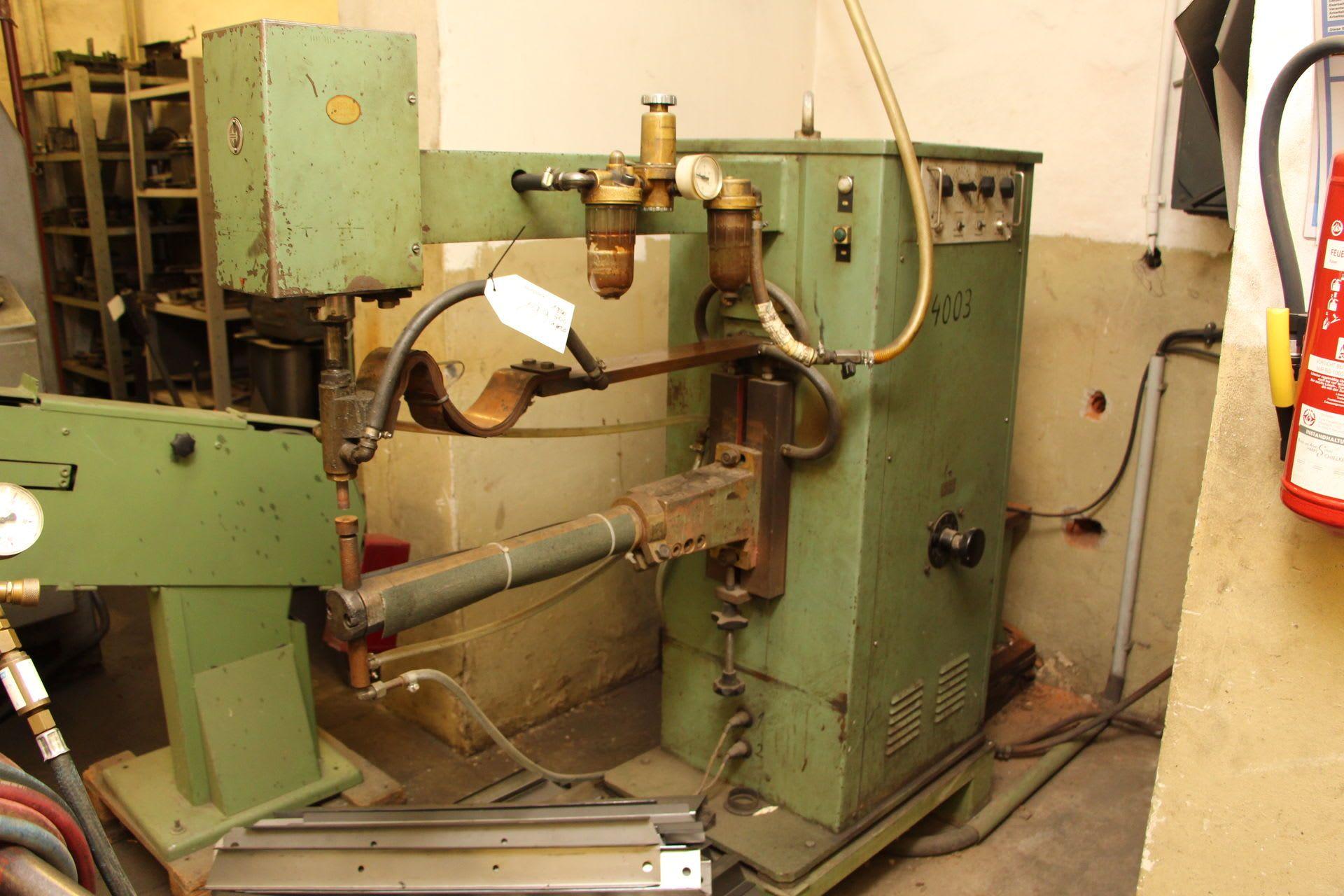 VEB P 32 PN-2 Punktschweißmaschine