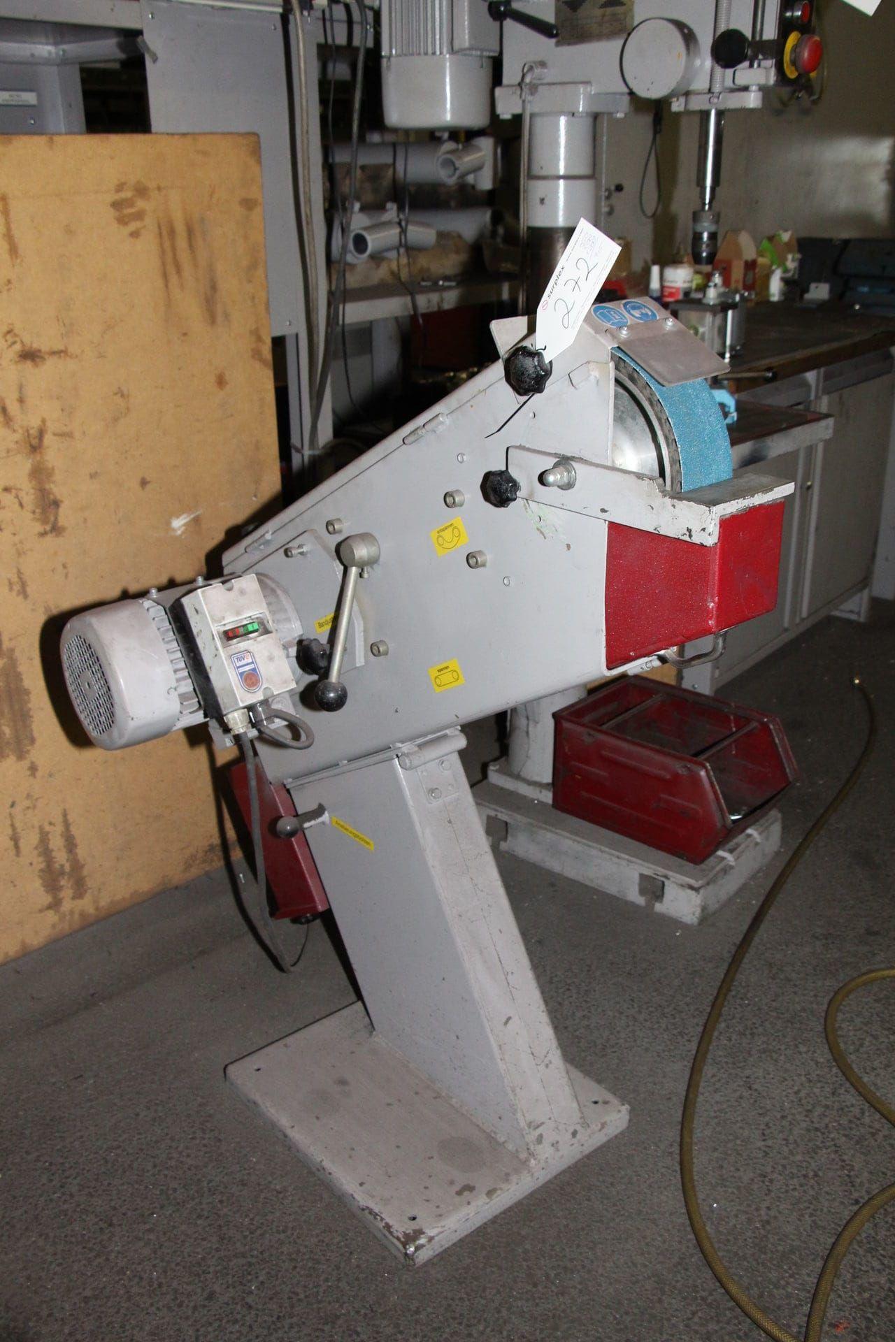 BGU Bandschleifmaschine