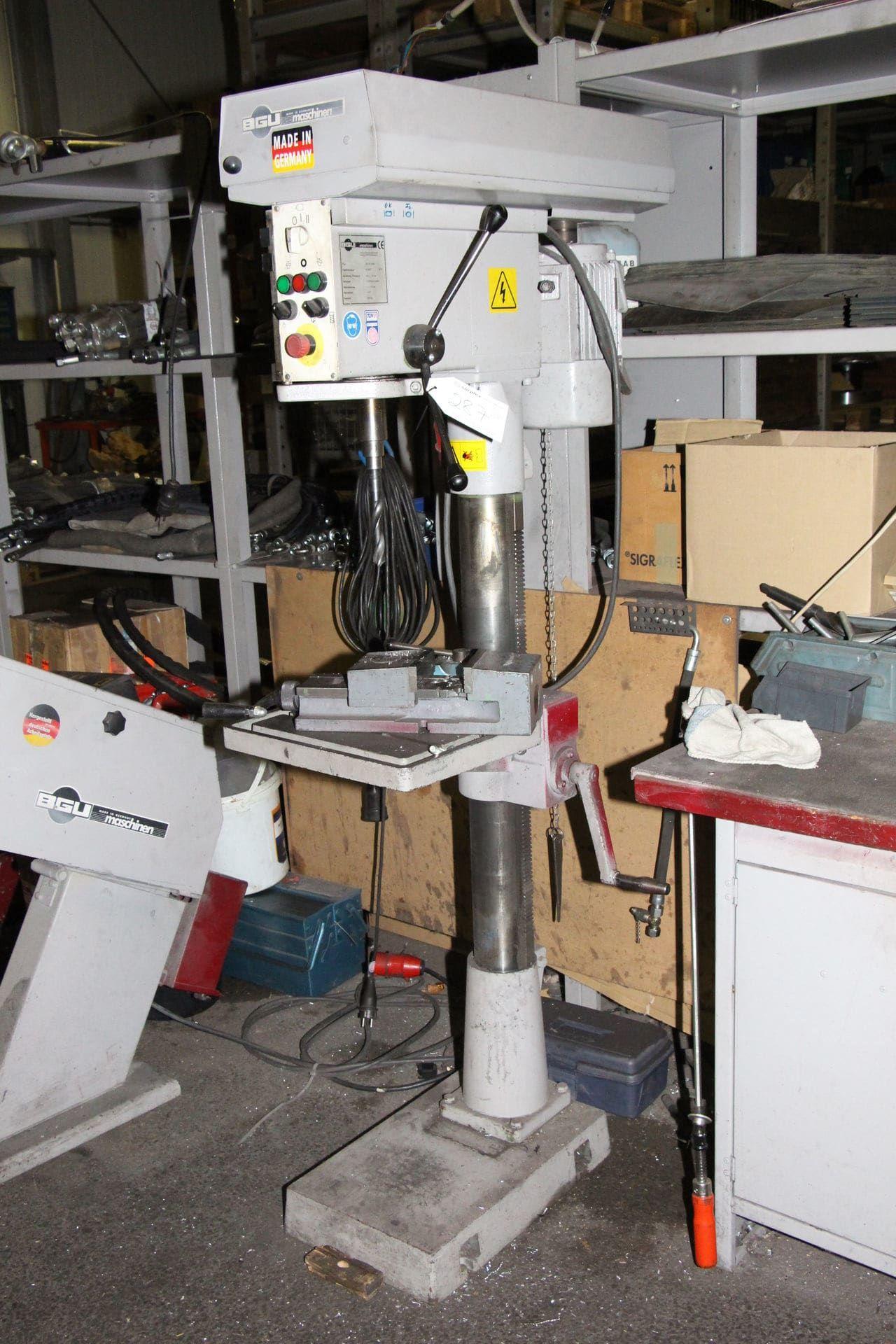 BGU SB 510 SHR Ständerbohrmaschine