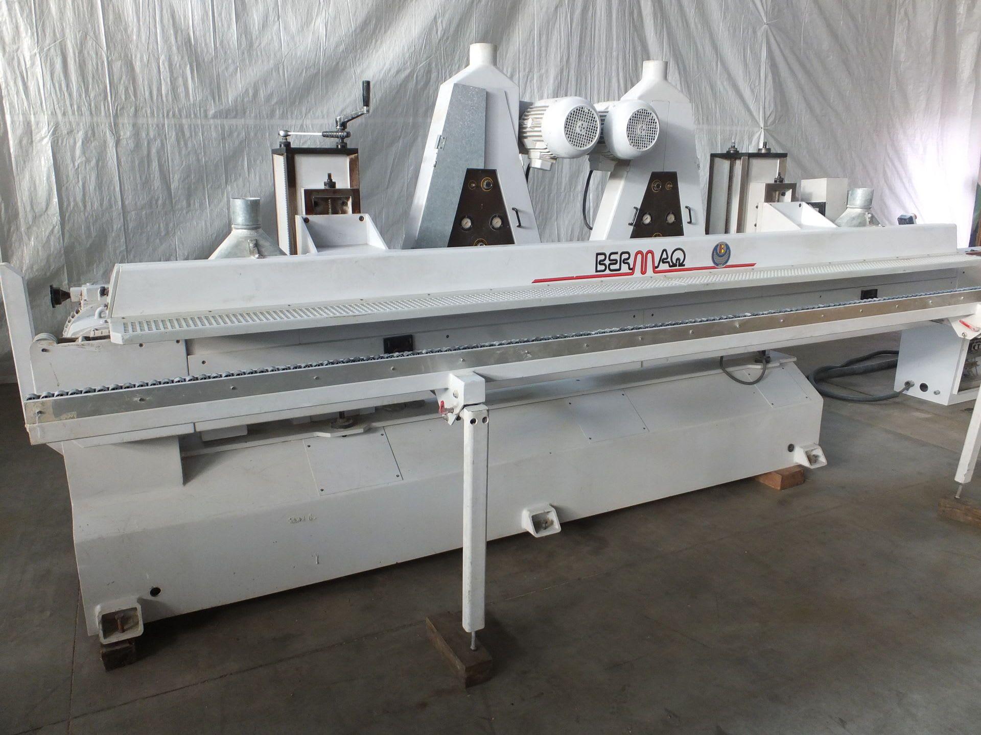 BERMAQ LC 2 Kantenschleifmaschine
