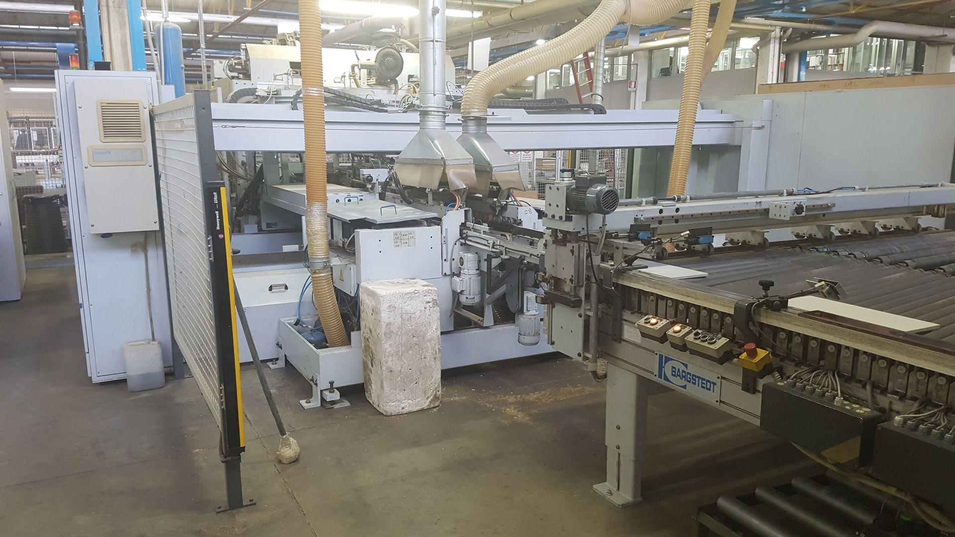 WEEKE BST 100/30 / E Durchlaufbohrmaschine