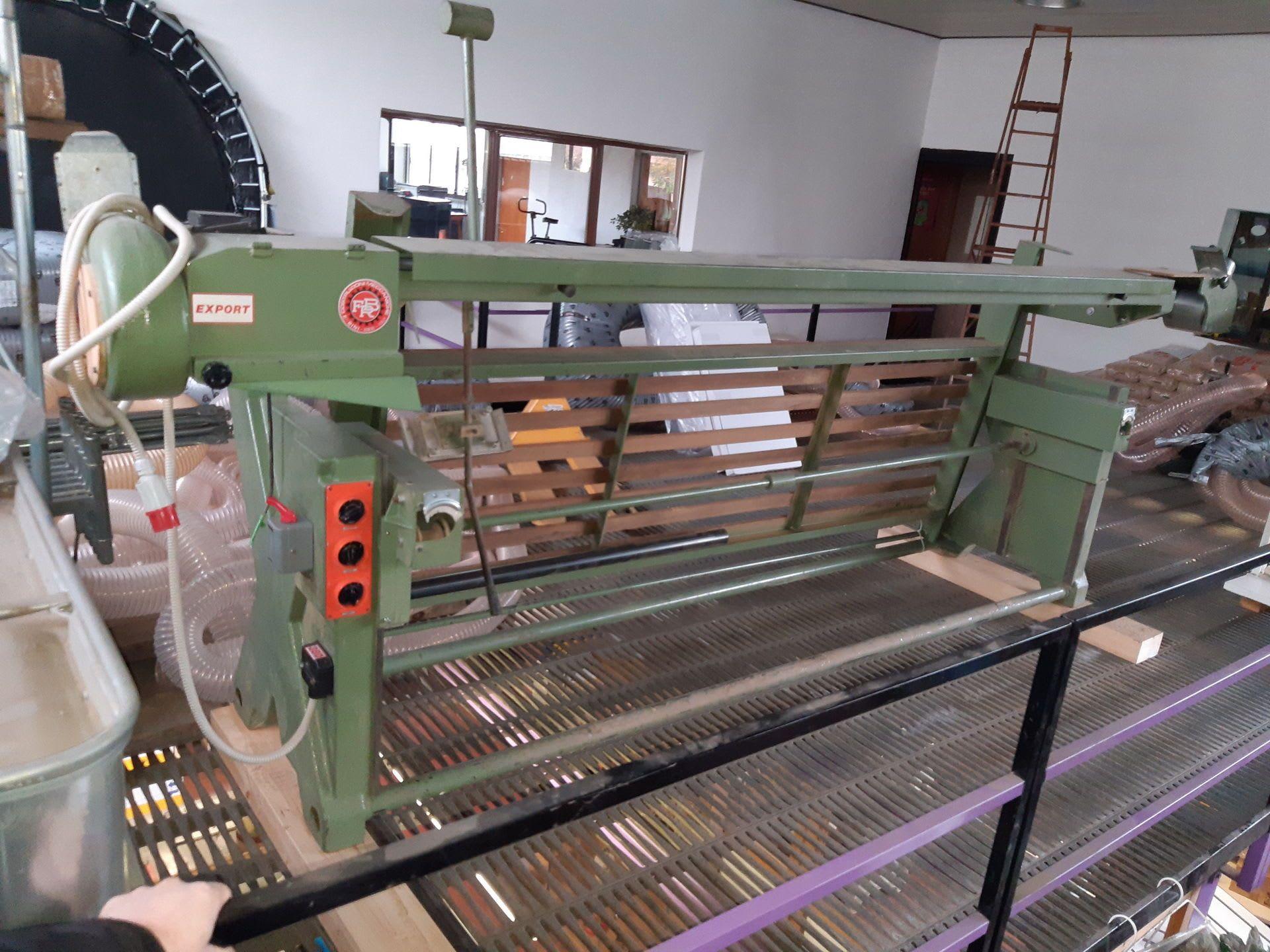 BINI Bandschleifmaschine
