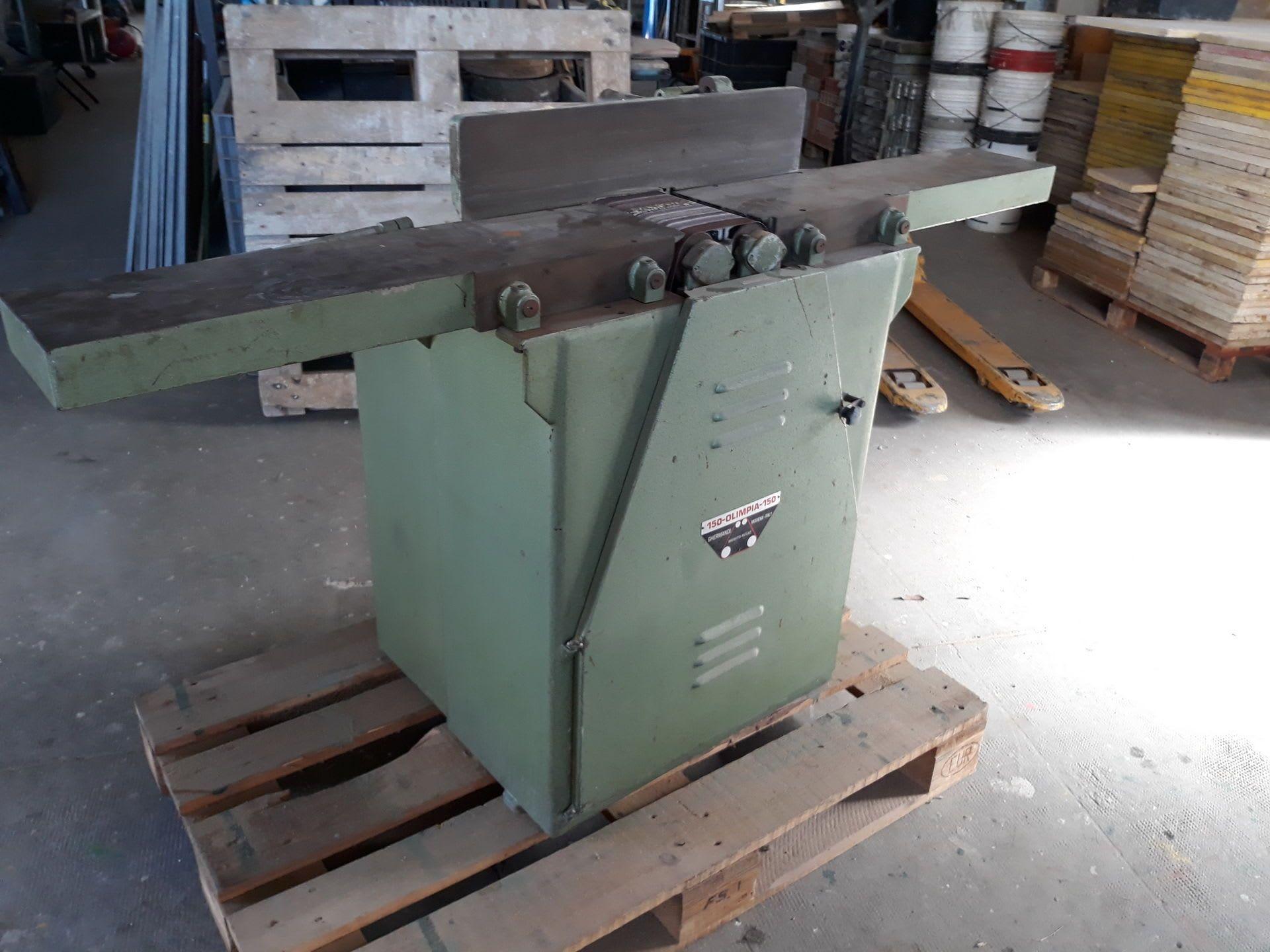 OLIMPIA Bandschleifmaschine