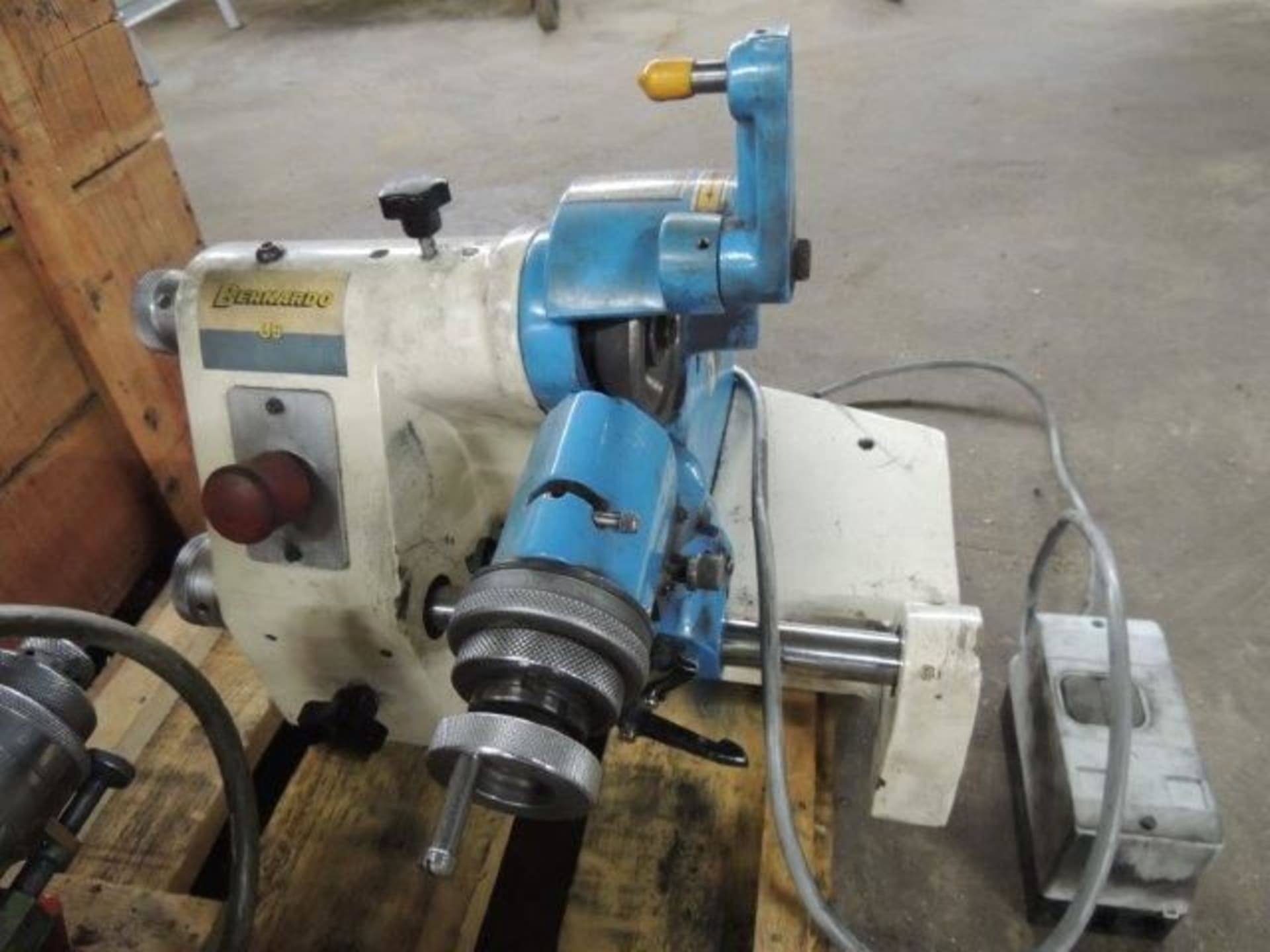 BERNADO U 3 Stichel-Schleifmaschine