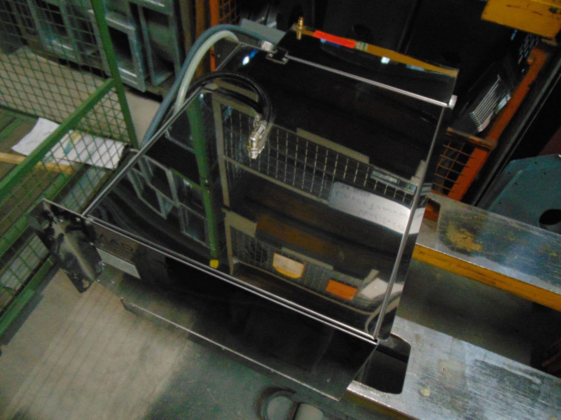 MARX PWA 900 Reinigungsanlage