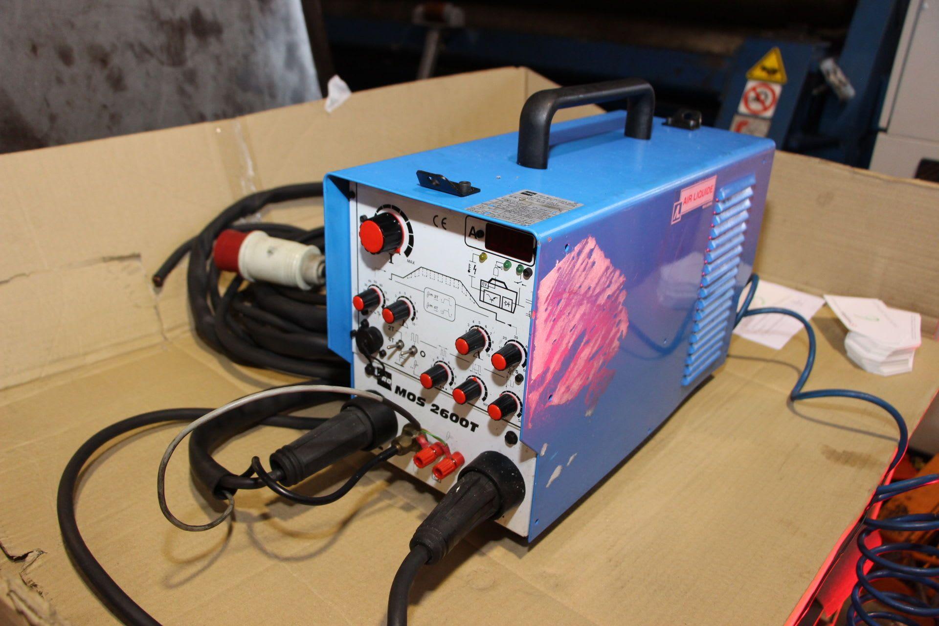 FRO MOS 2600 T Tig-Schweißmaschine