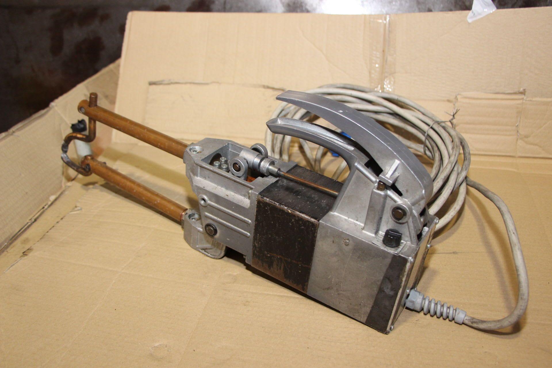 Portable Punktschweißgerät