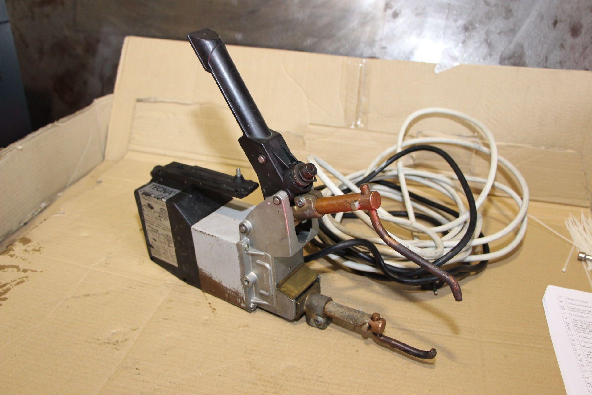 TECNA 7902 Tragbares Punktschweißgerät