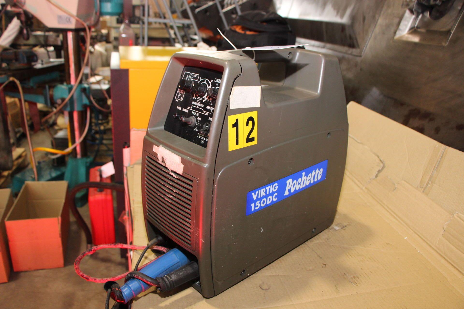 HITACHI VIRTIG Tig-Schweißmaschine