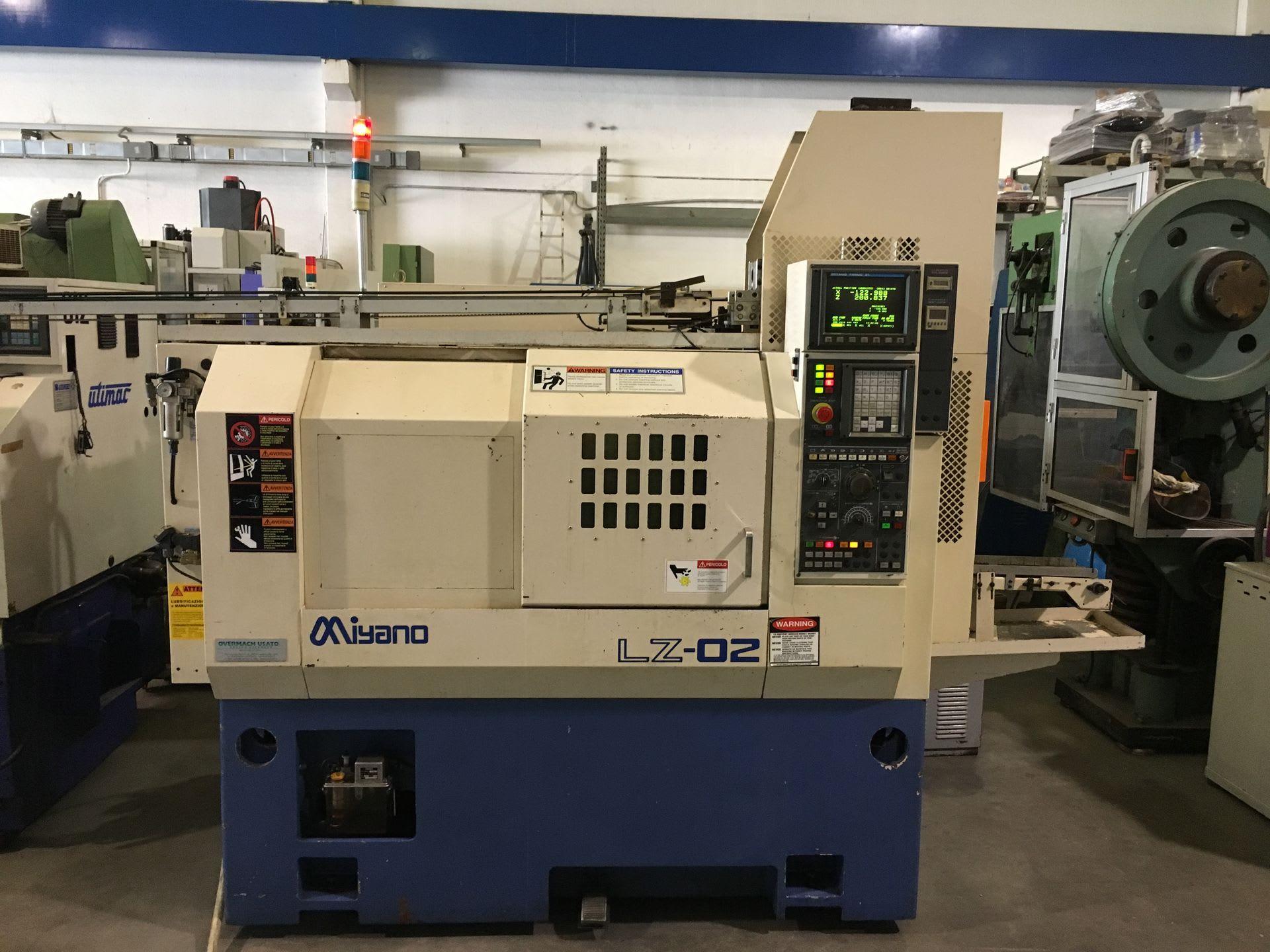 MIYANO LZ-02 CNC Drehmaschine