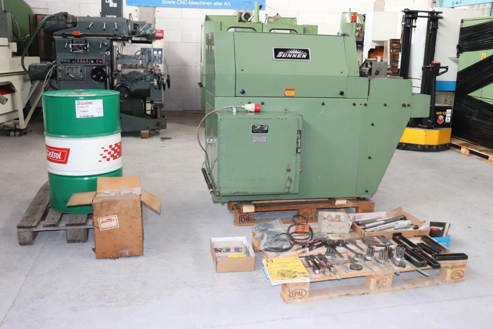 SUNNEN AH 222 G Honmaschine
