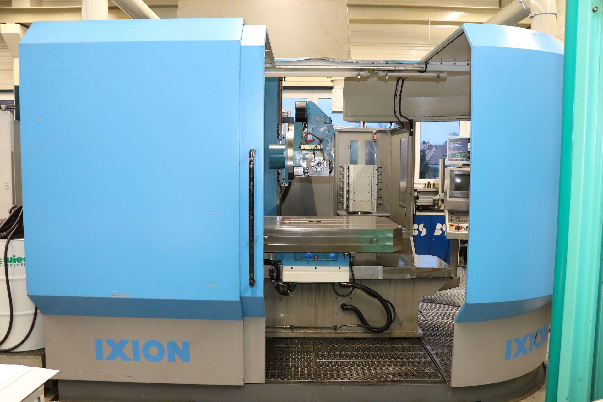 IXION TL 2 Tiefbohrmaschine