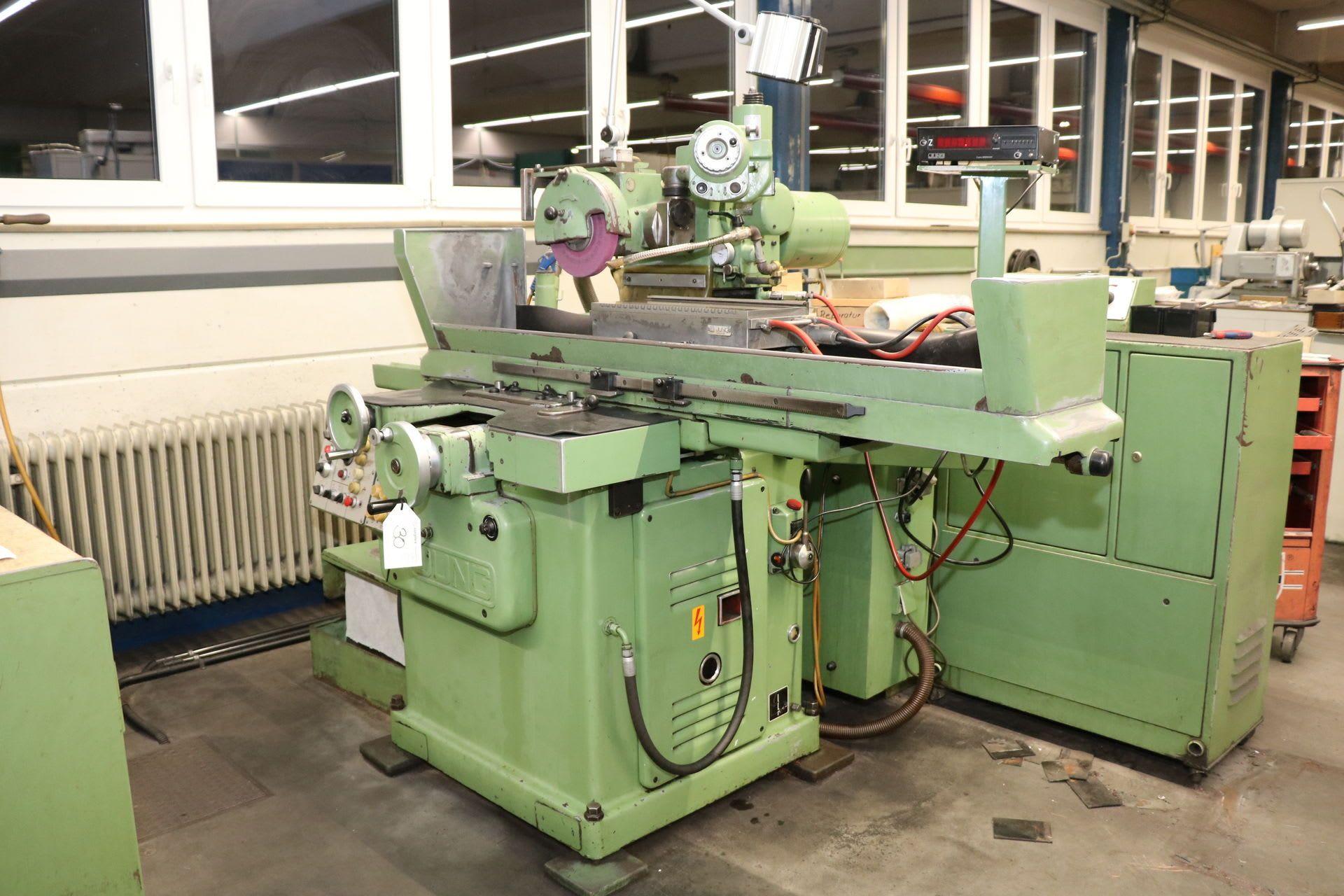 JUNG HF 50 Flachschleifmaschine