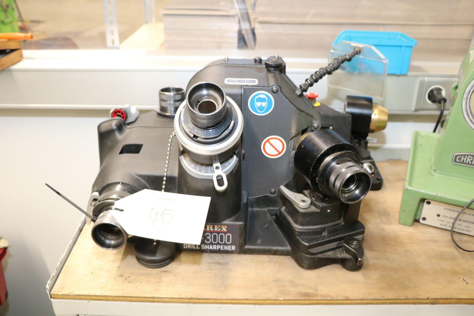 DAREX XT 3000 Spiralbohrer-Schleifmaschine