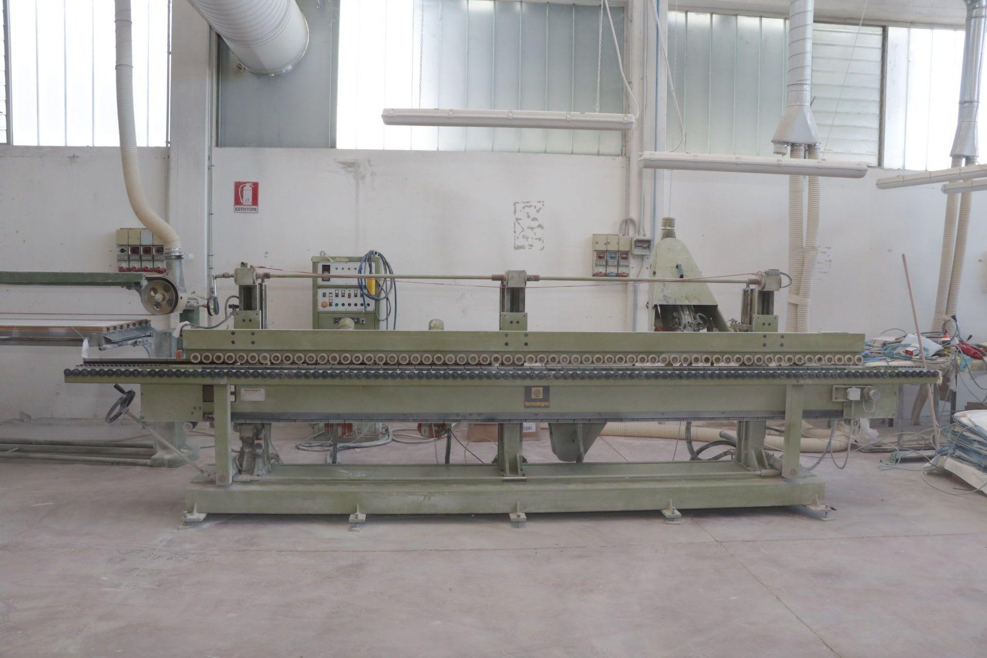 TECNOLEGNO TG/440/1 Profilschleifmaschine