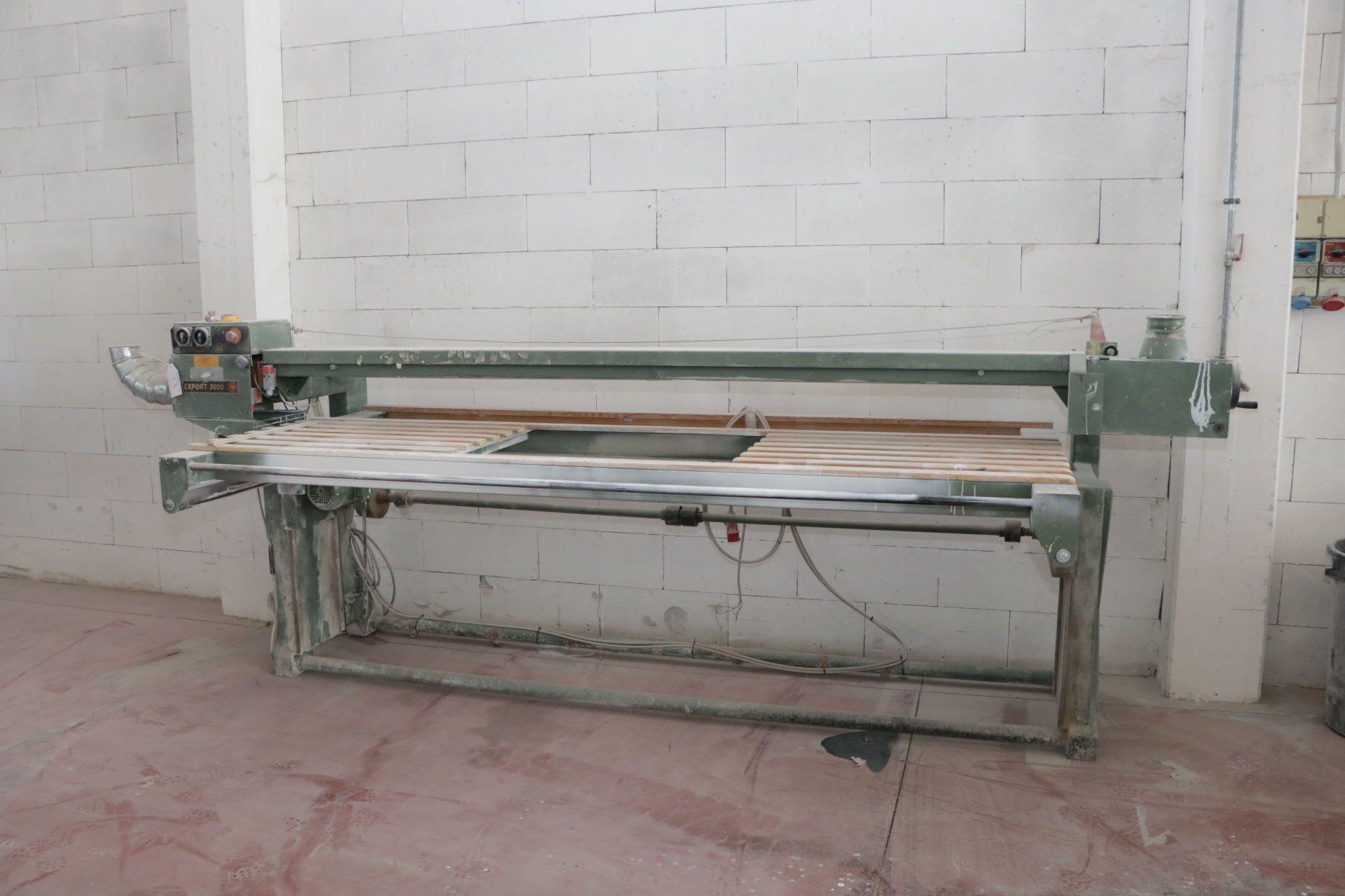 FRB EXPORT3000 Langbandschleifmaschine