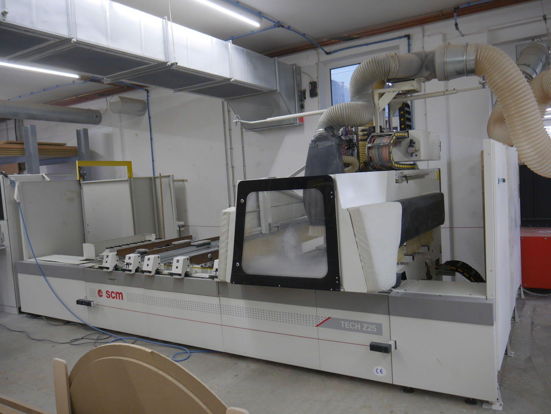 SCM Tech 25 CNC-Bearbeitungszentrum