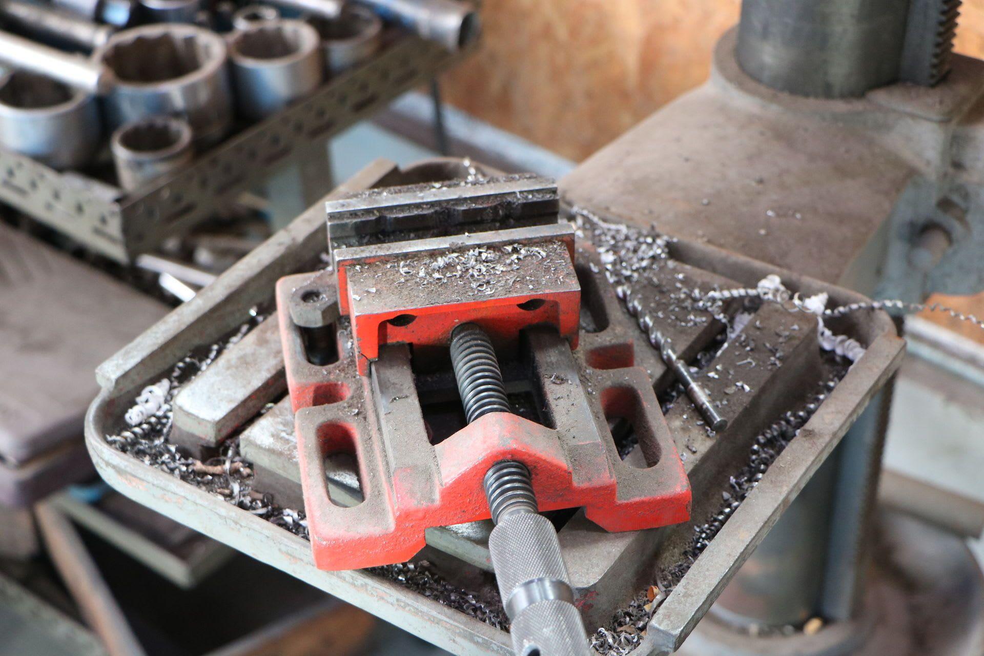 FLOTT B 15 Säulenbohrmaschine