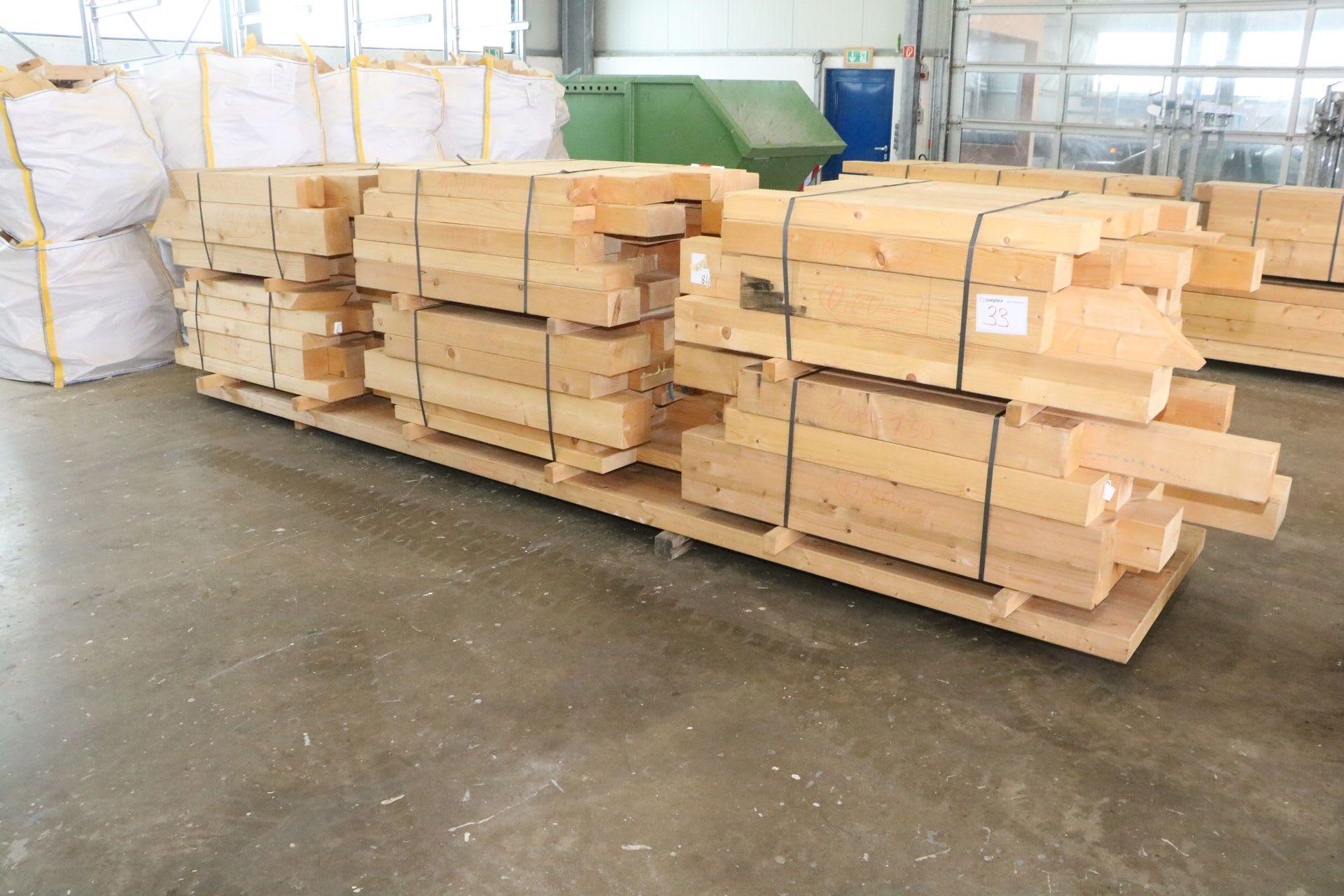 Posten KVH-Holz