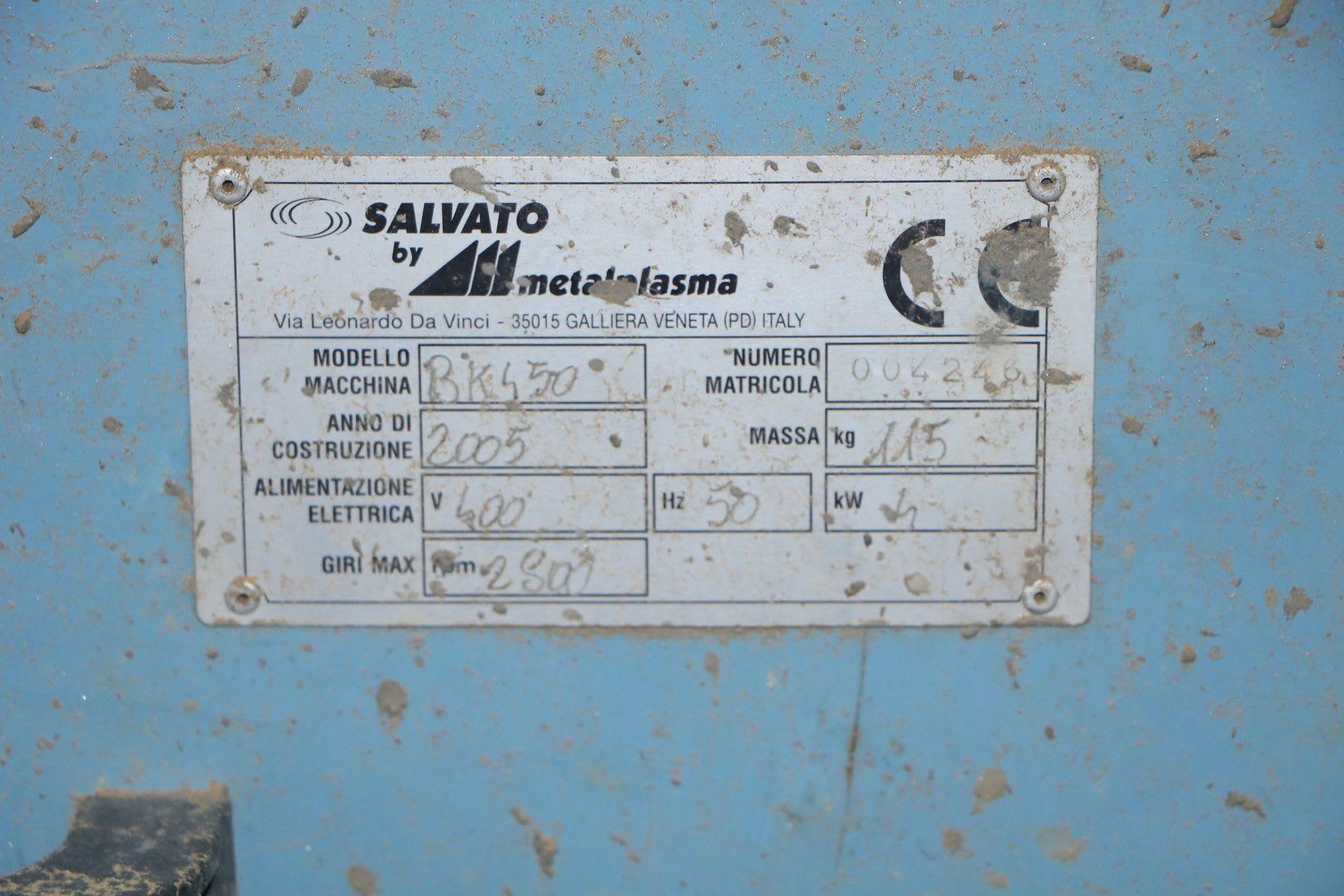SALVATO BK 450 Kreissäge