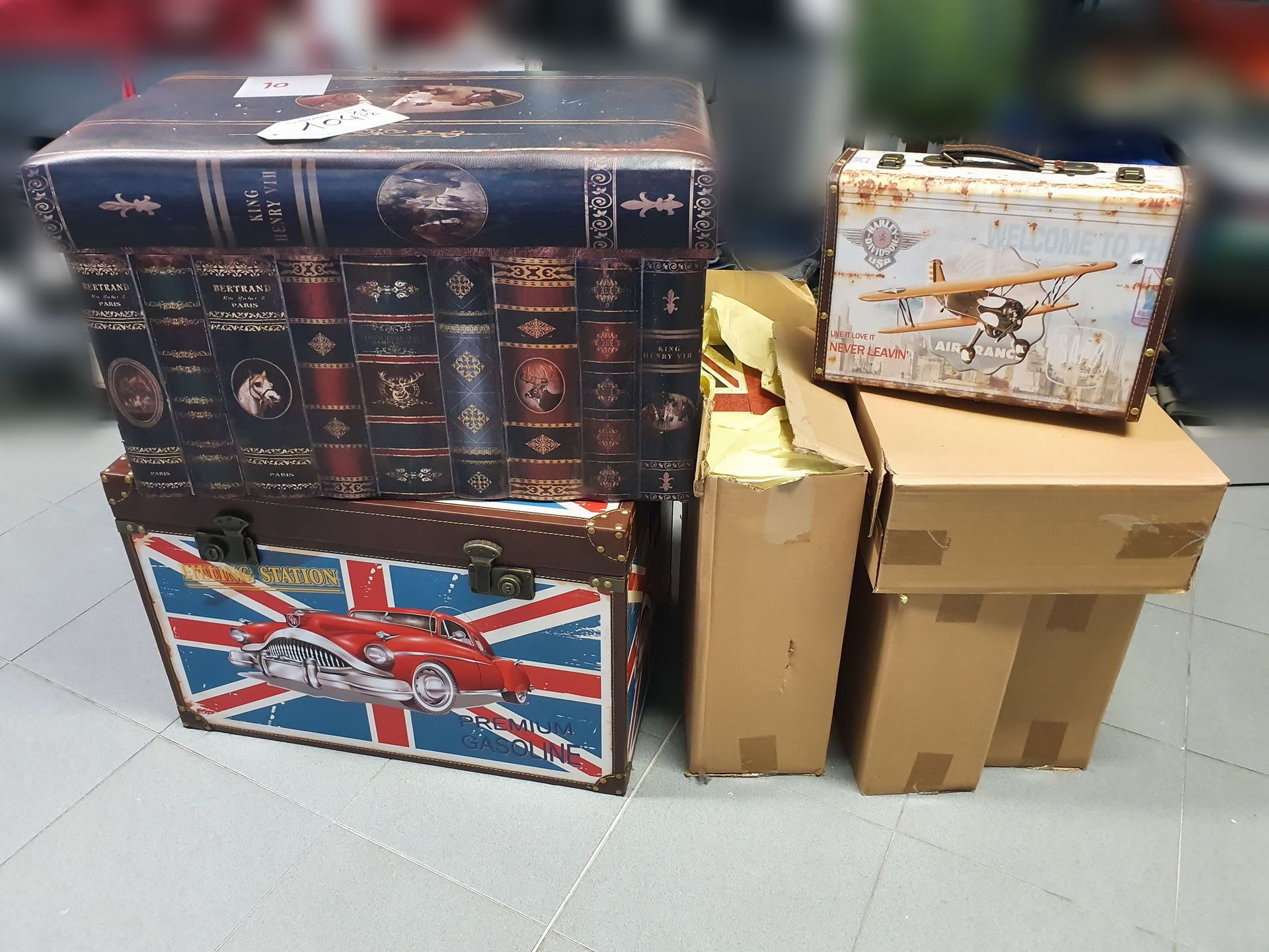 Posten Kisten