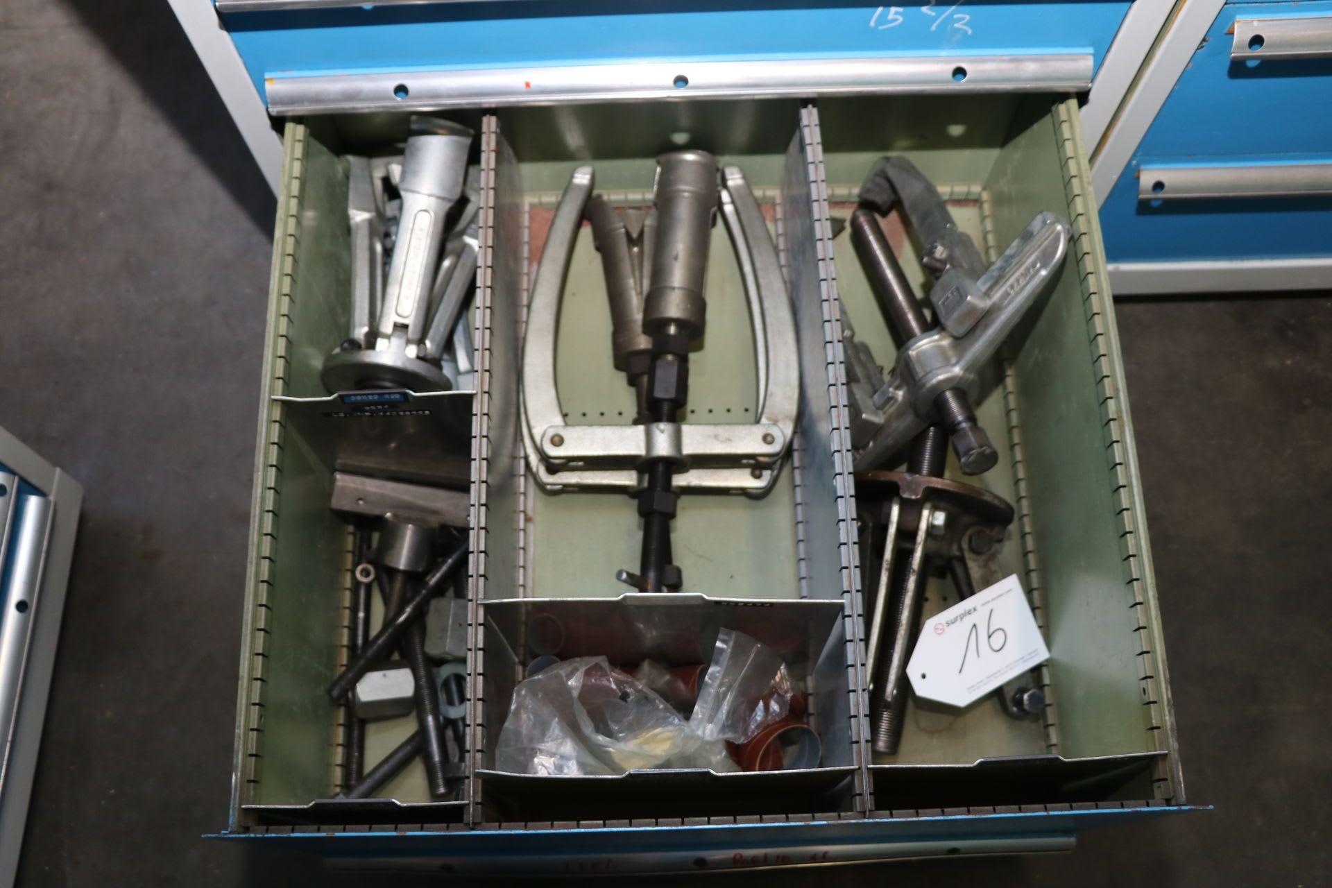 Posten Ab- und Ausziehwerkzeuge