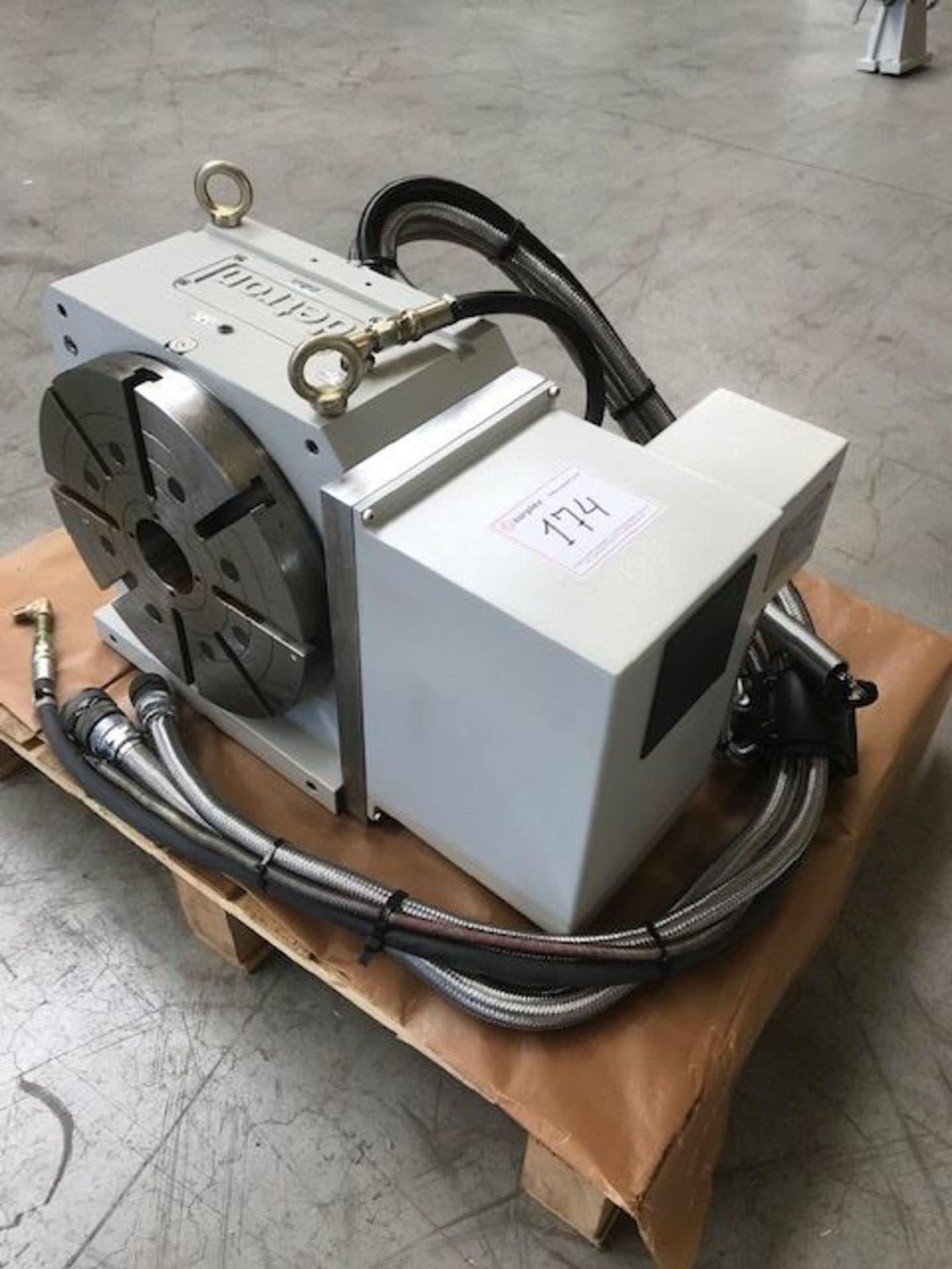 DETRON CX 320 H CNC-Drehtisch