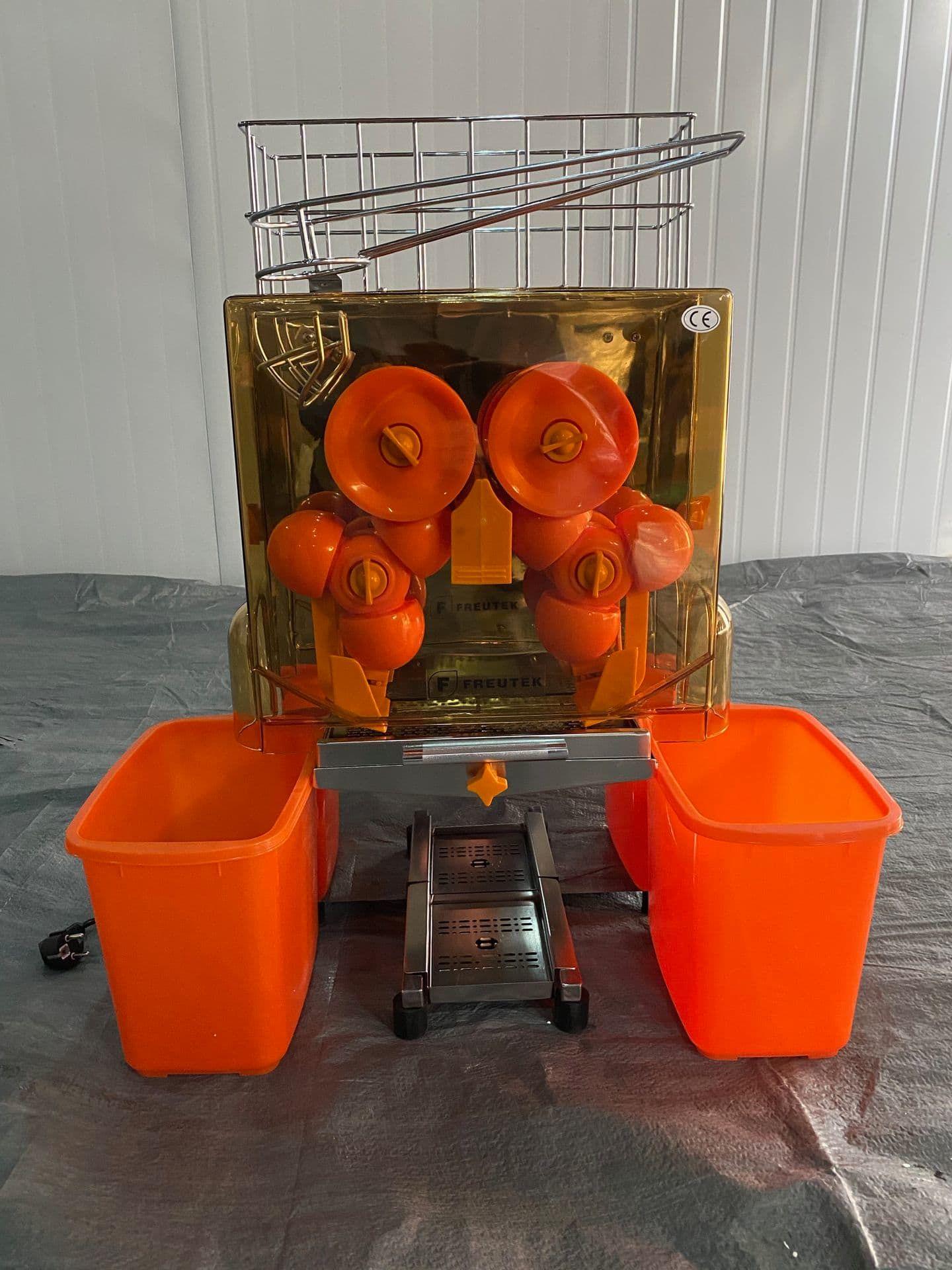 FREUTEK NIEUW0001 Automatischer Orangenentsafter