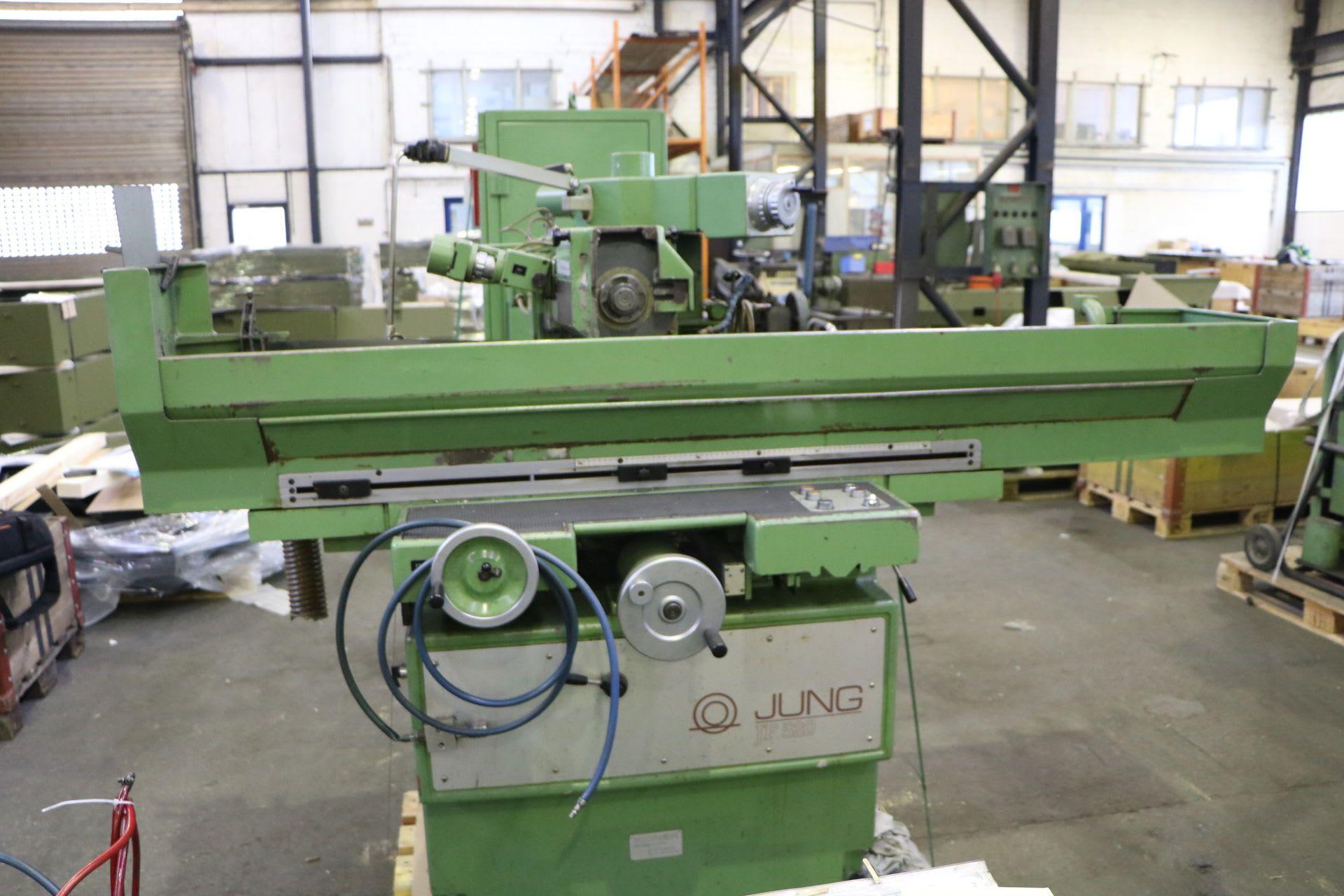 JUNG JF 520 M Flachschleifmaschine