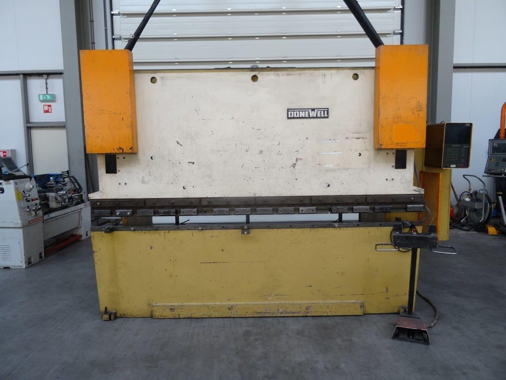 BEYELER 100 3100 CNC Abkantpresse