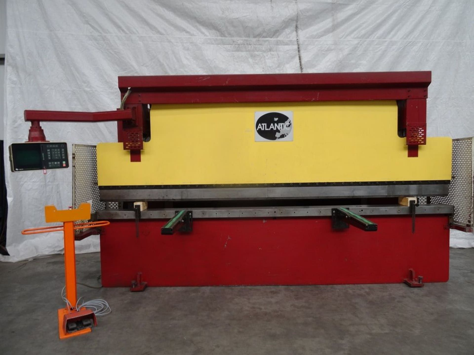 ATLANTIC HPE 40135 CNC Abkantpresse