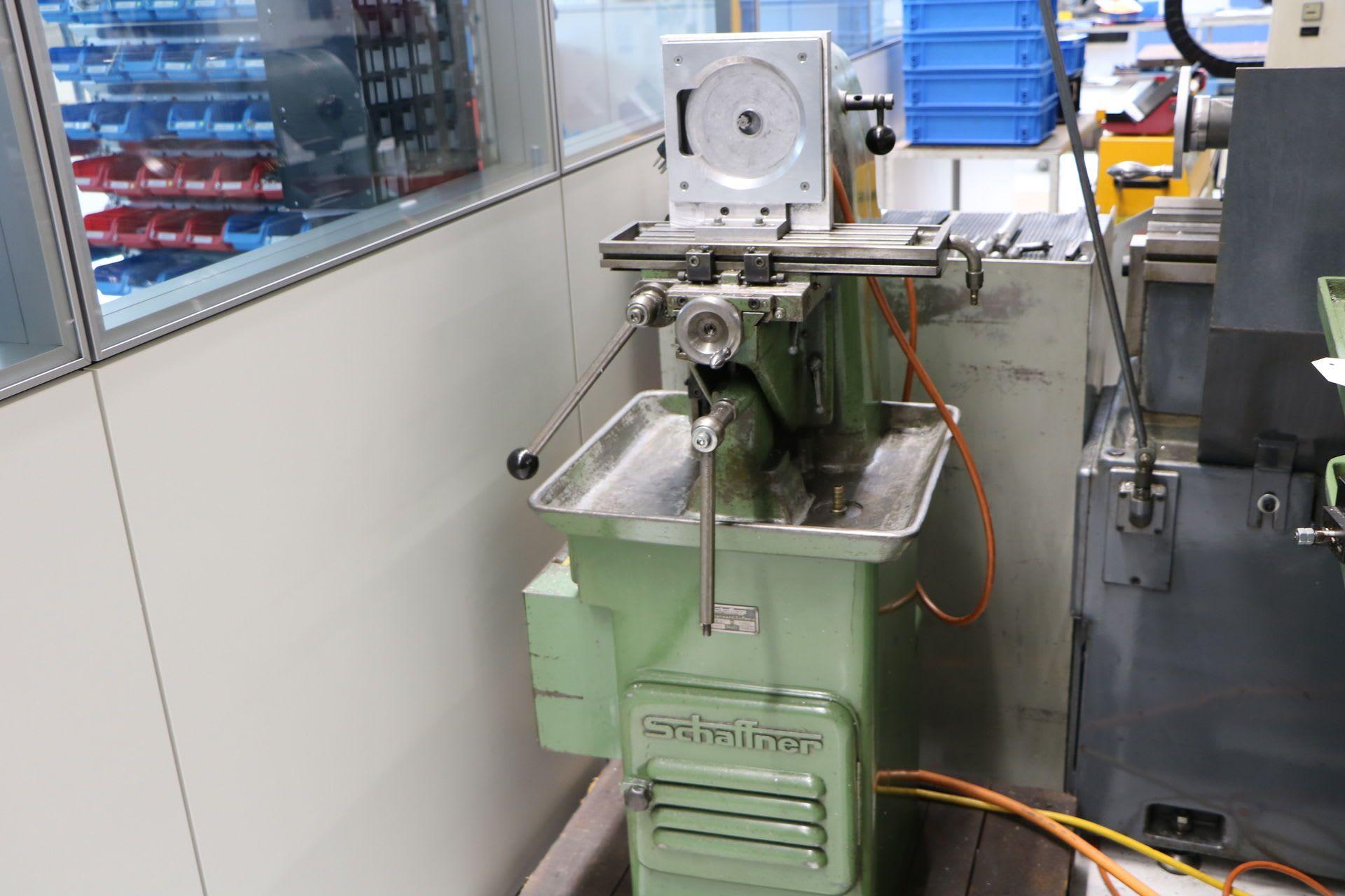 SCHAFFNER W 6 Horizontale Fräsmaschine