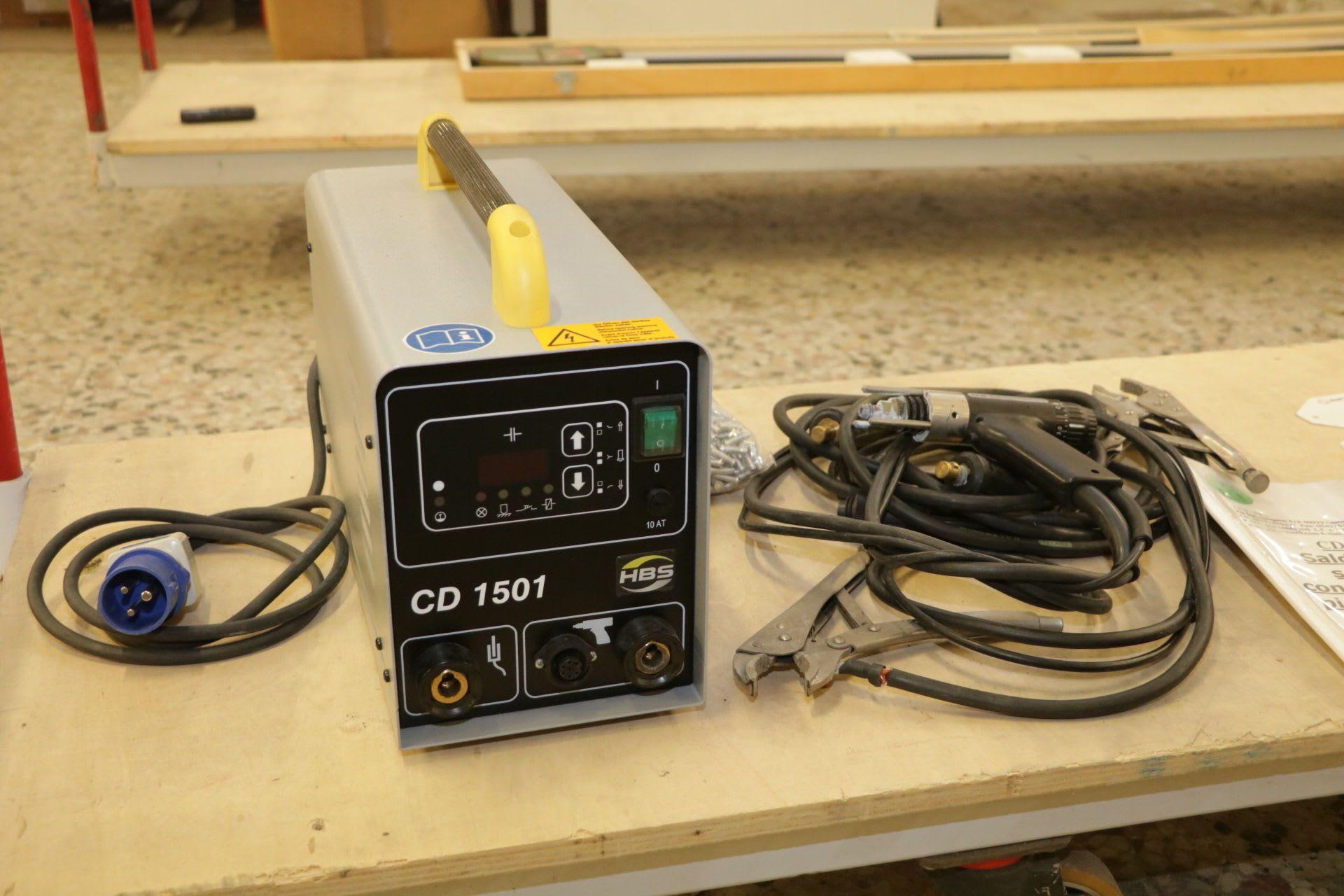 HBS CD1501 Punktschweißmaschine