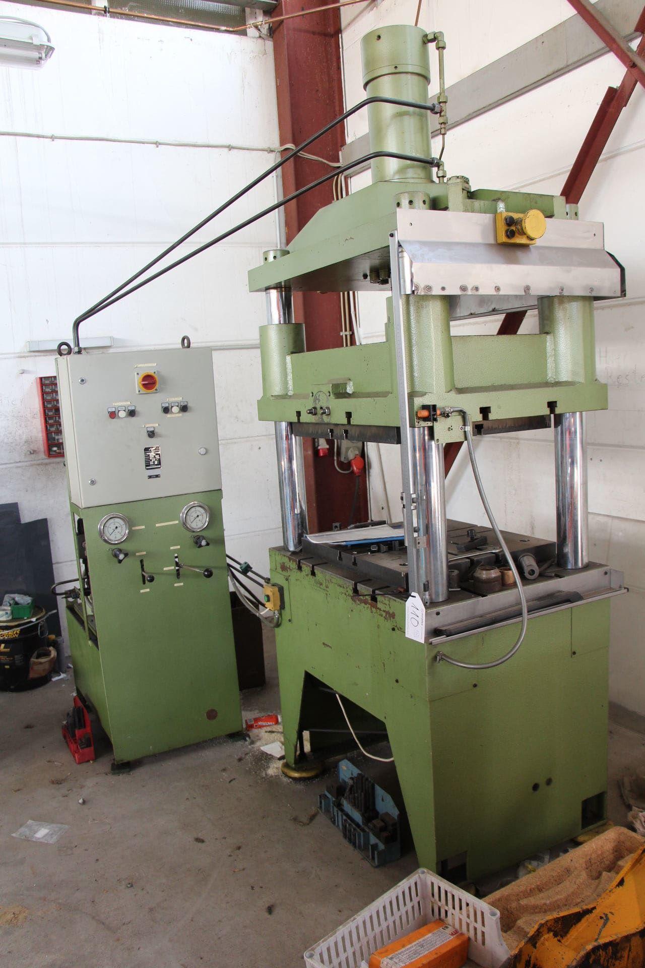 AGEO HP 63 H-Z 16 Tuschierpresse