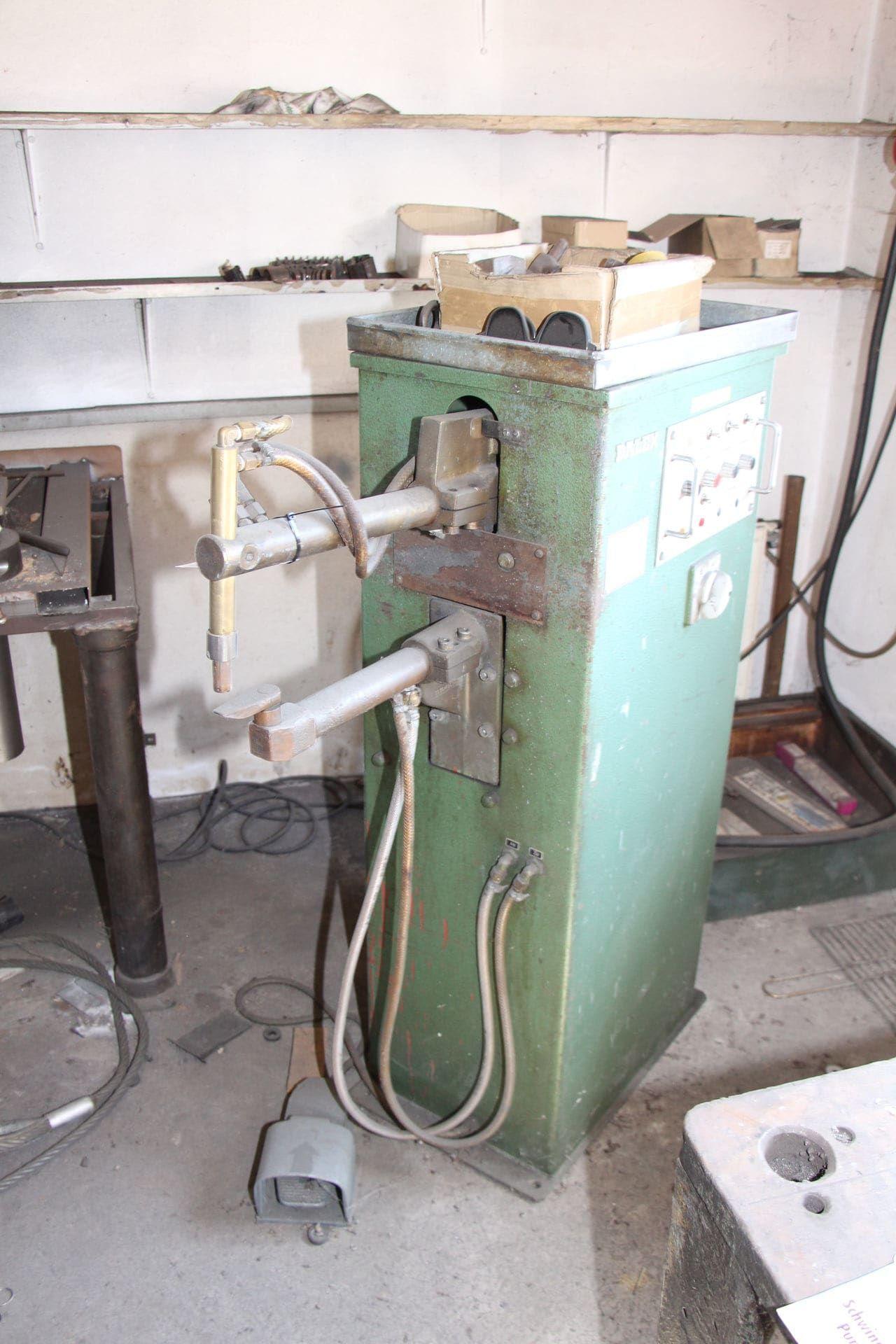DALEX SL 25/EA Punktschweißmaschine