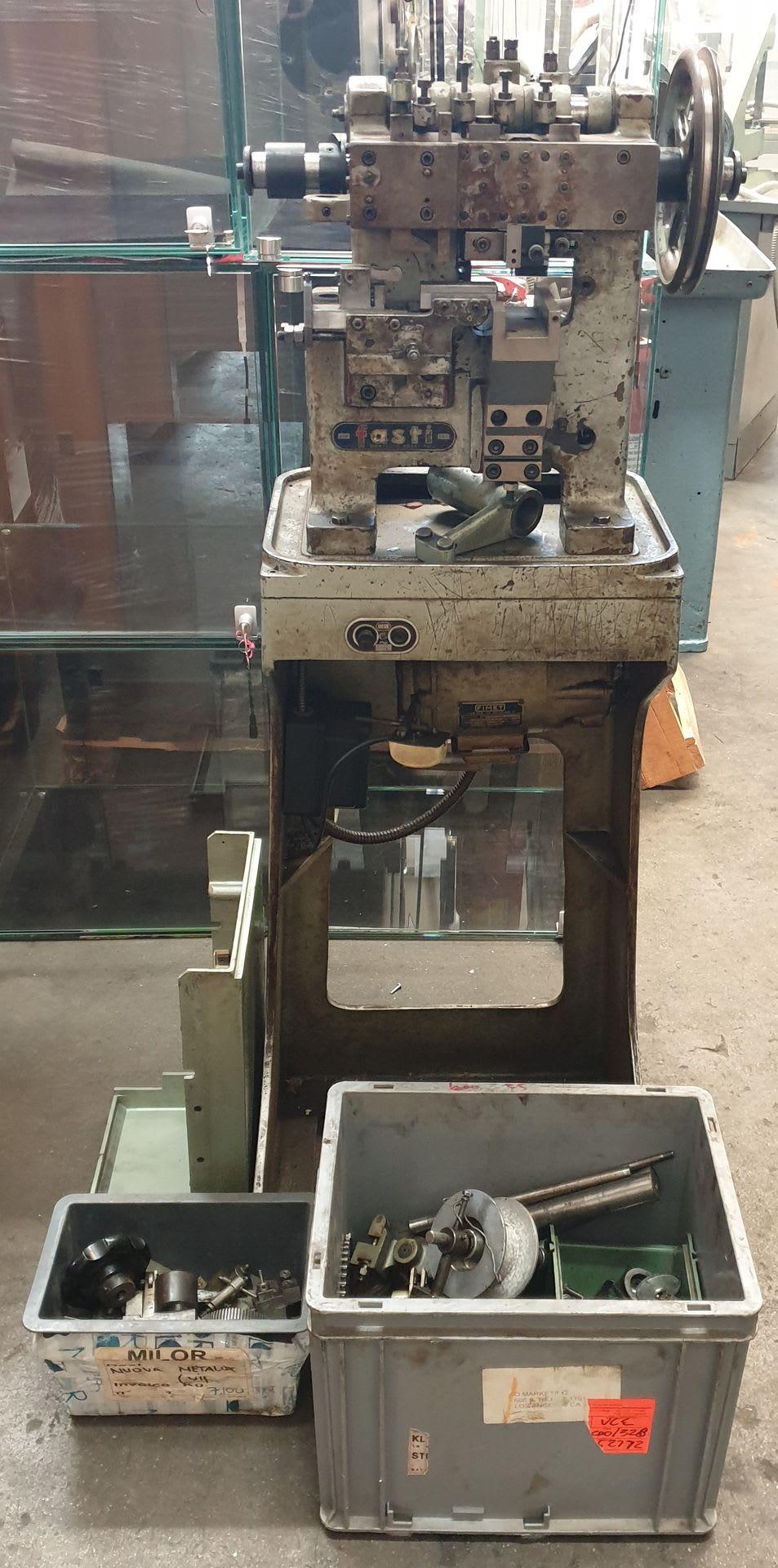 FASTI FZF Automatische Kettenherstellungsmaschine