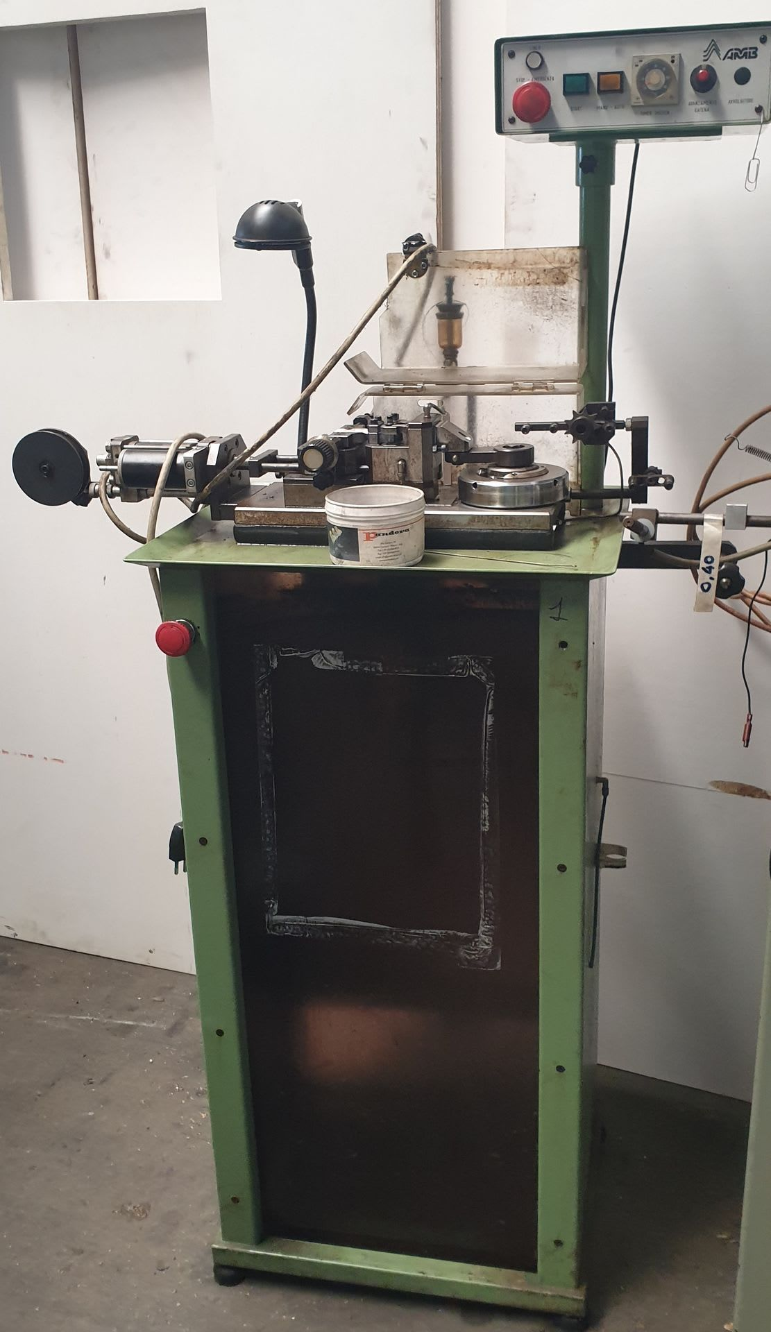 AMB ATSP 103/91 Kettenverdichtungsmaschine