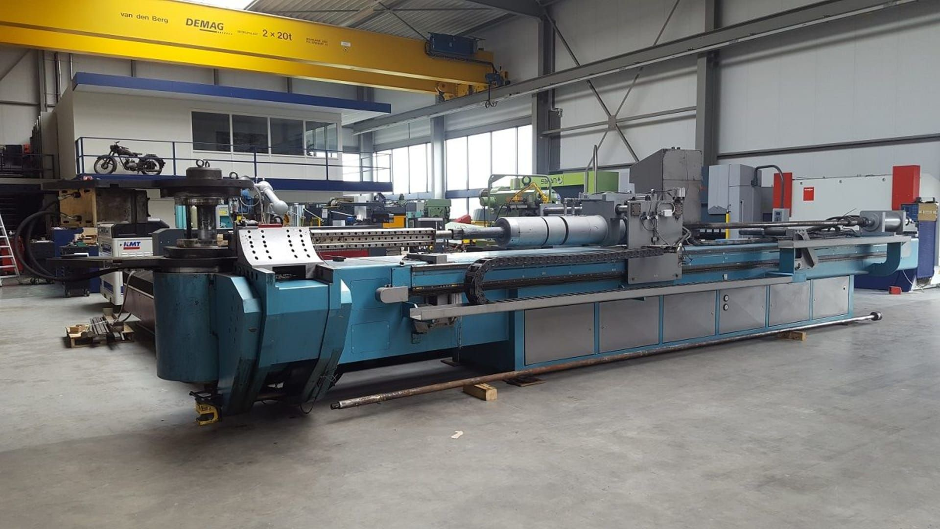 DYNOBEND B-180-CNC-S Rohrbiegemaschine