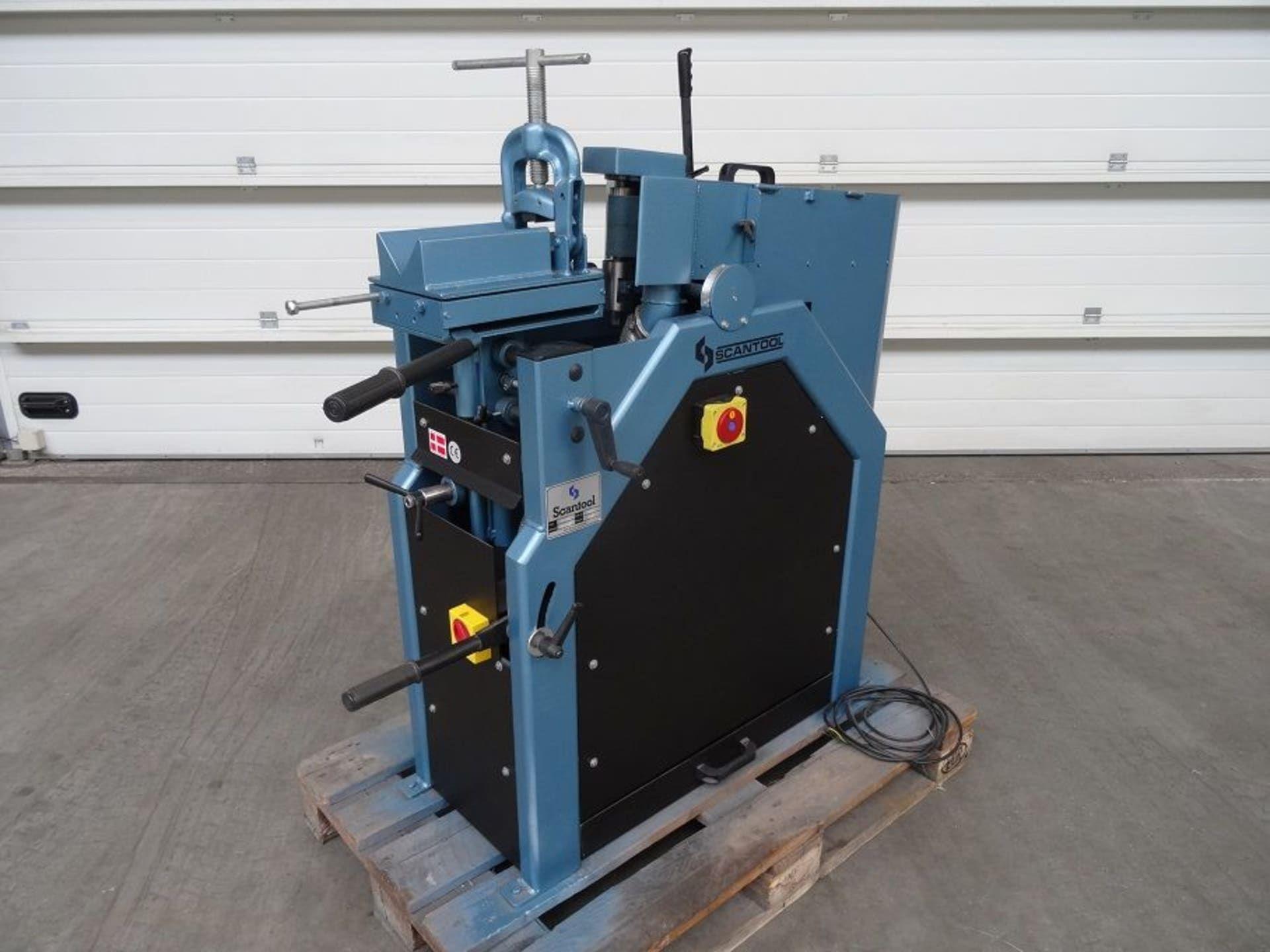 SCANTOOL RSX 100 Rohrausschleifmaschine