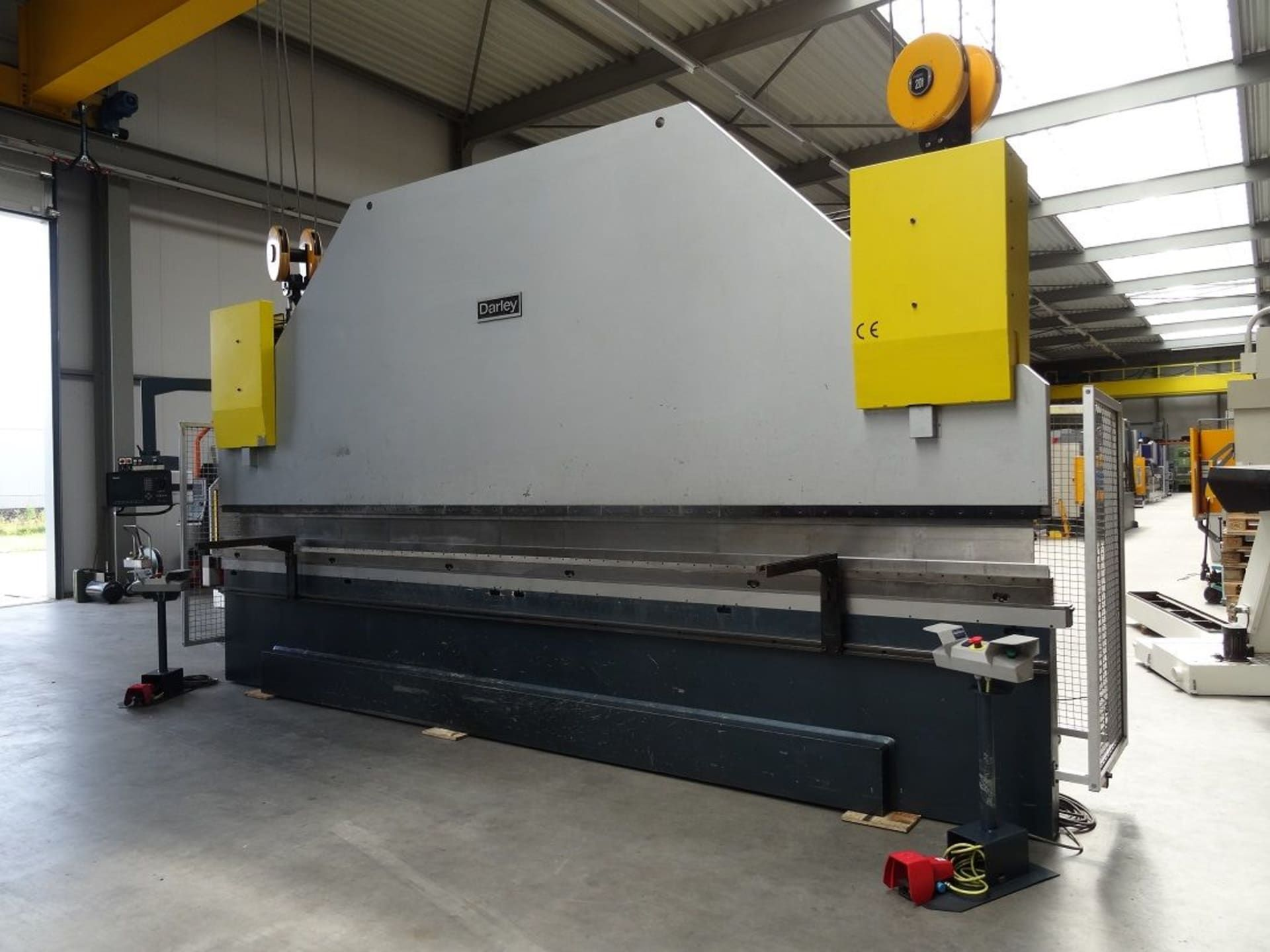 DARLEY EHP 200 62 / 51 CNC-Abkantpresse