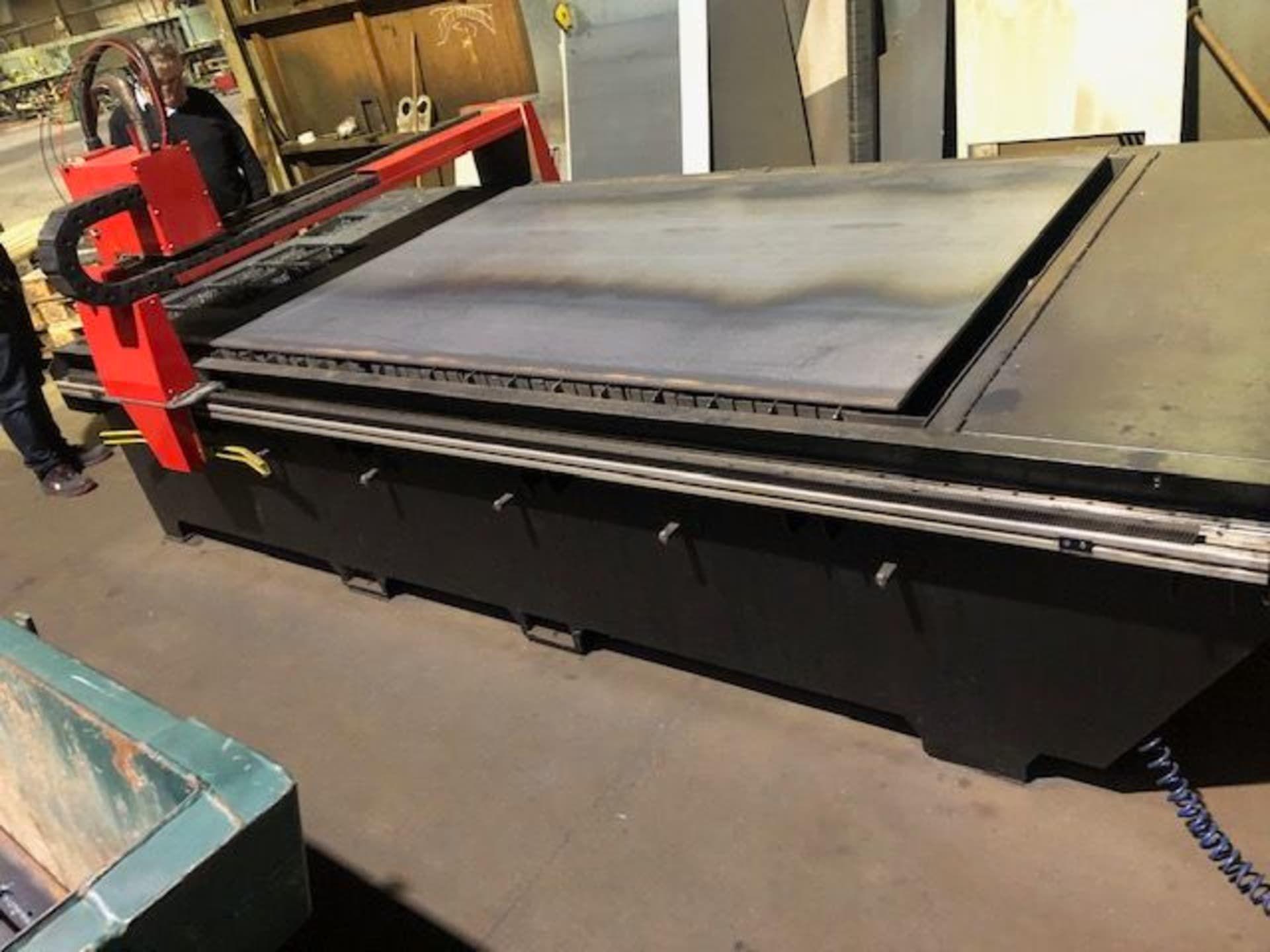 SWIFT-CUT 3000 XP CNC-Plasmaschneidmaschine