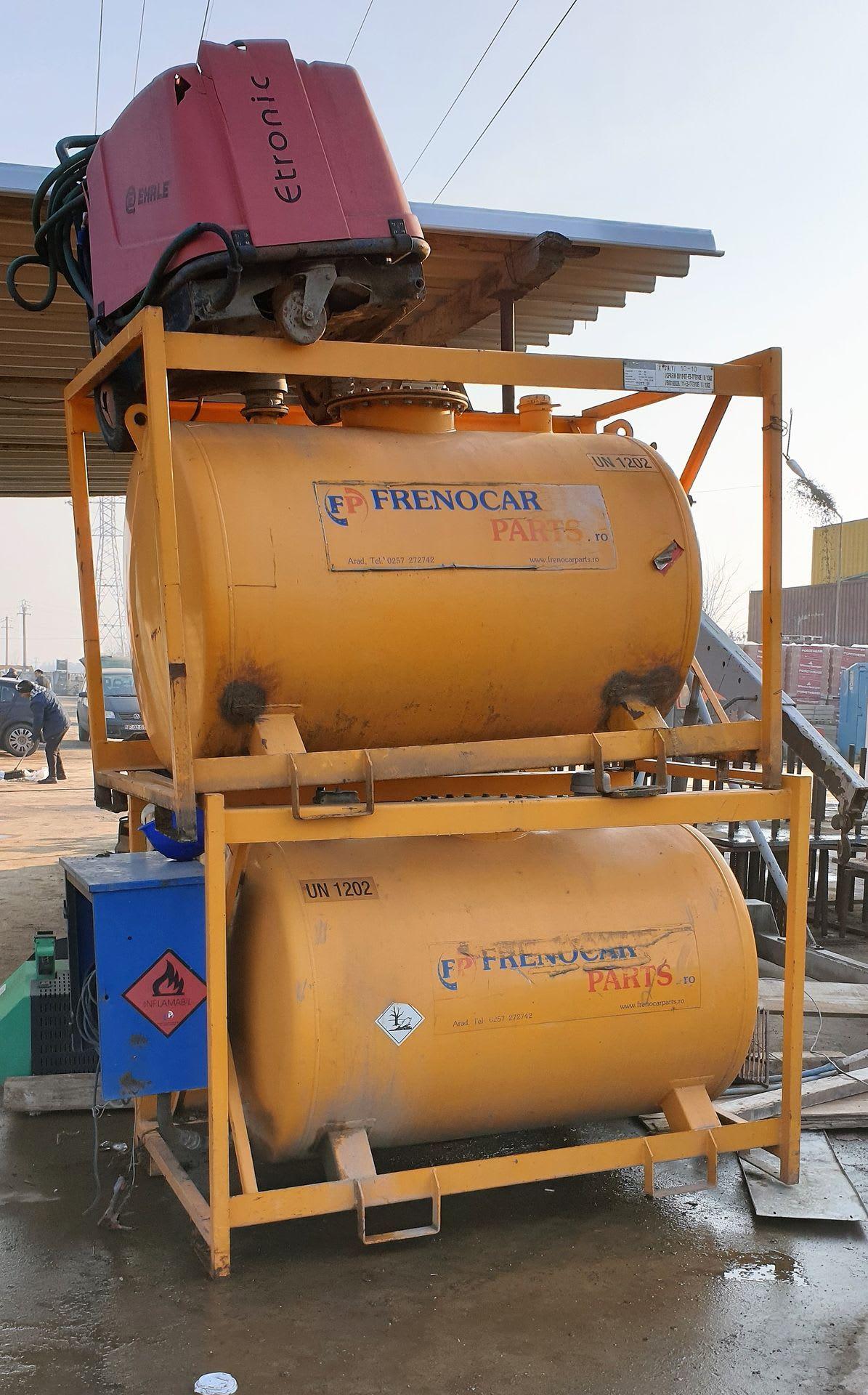 FRENOCAR PARTS Dieseltanks