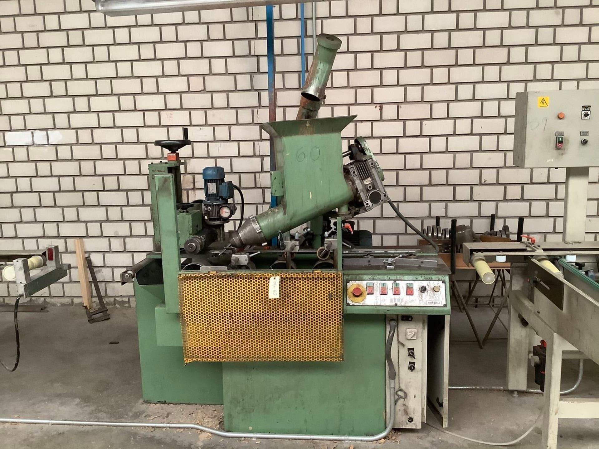 HIGUERAS AM 130 4 Zellstoff-Prägemaschine