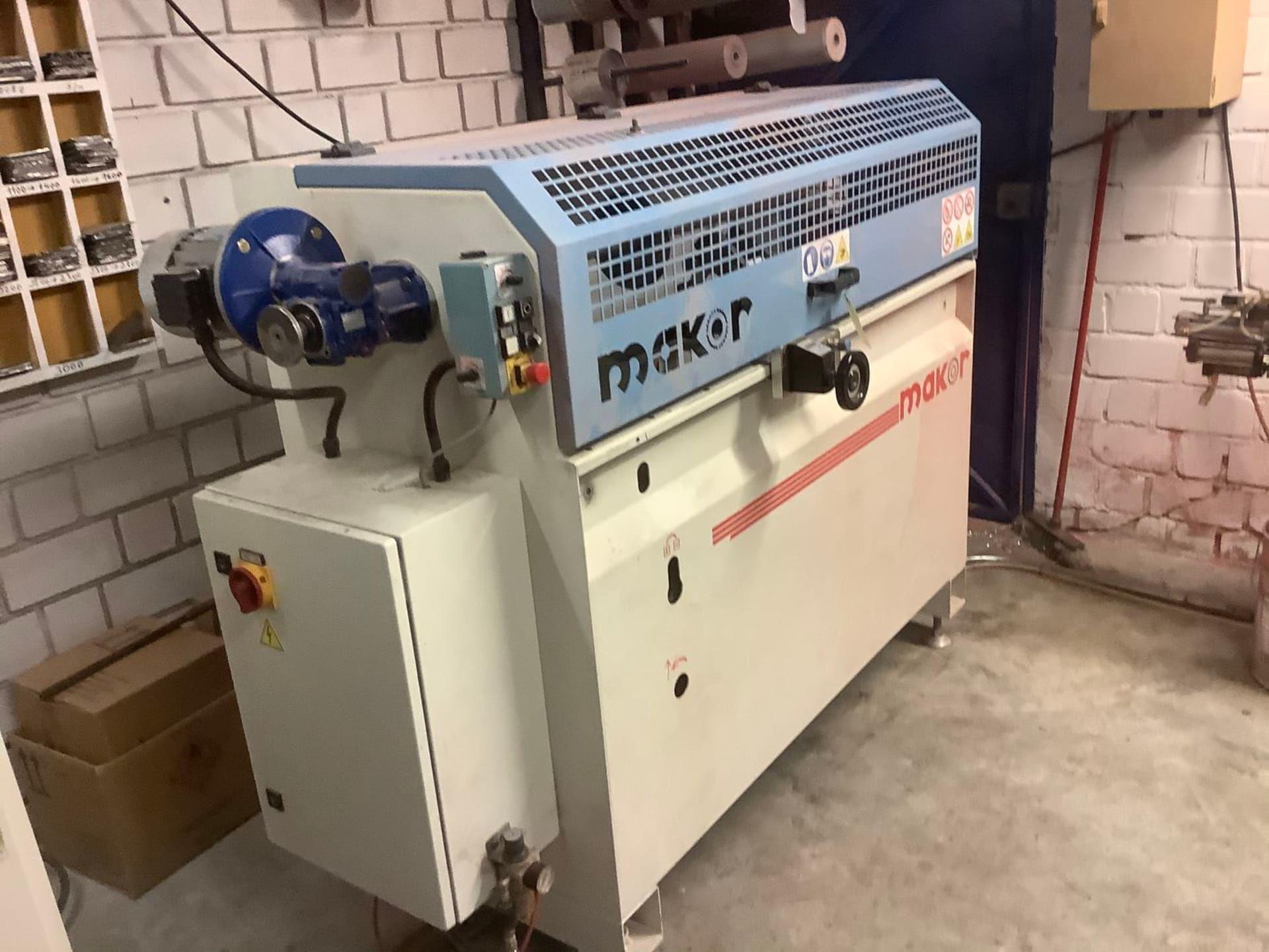 MAKOR T 300 Yapraklı-Schneidemaschine