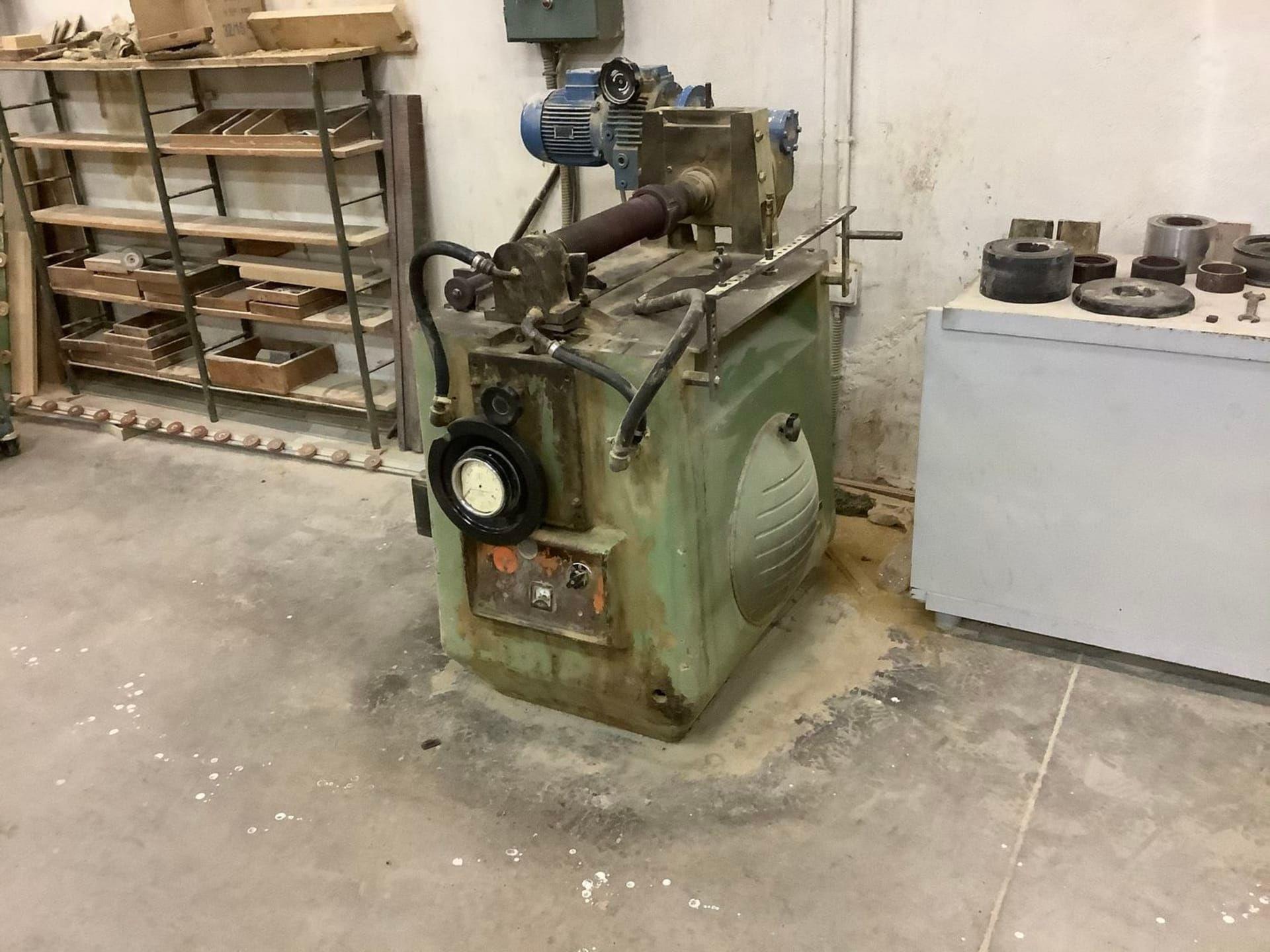 BRIANZOLA SIMCOR Heißprägemaschine für Holz