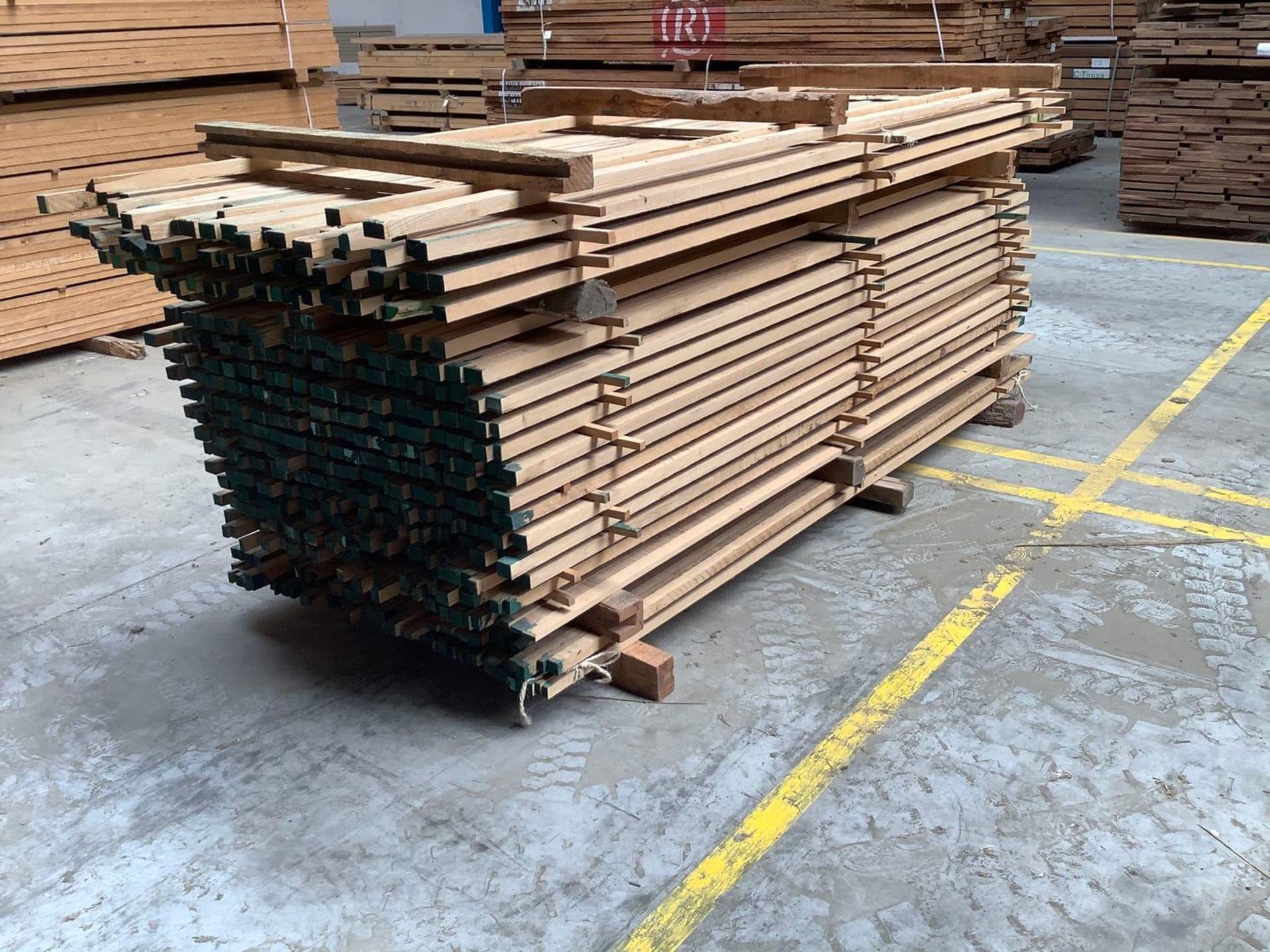 Posten Eschenholzleisten
