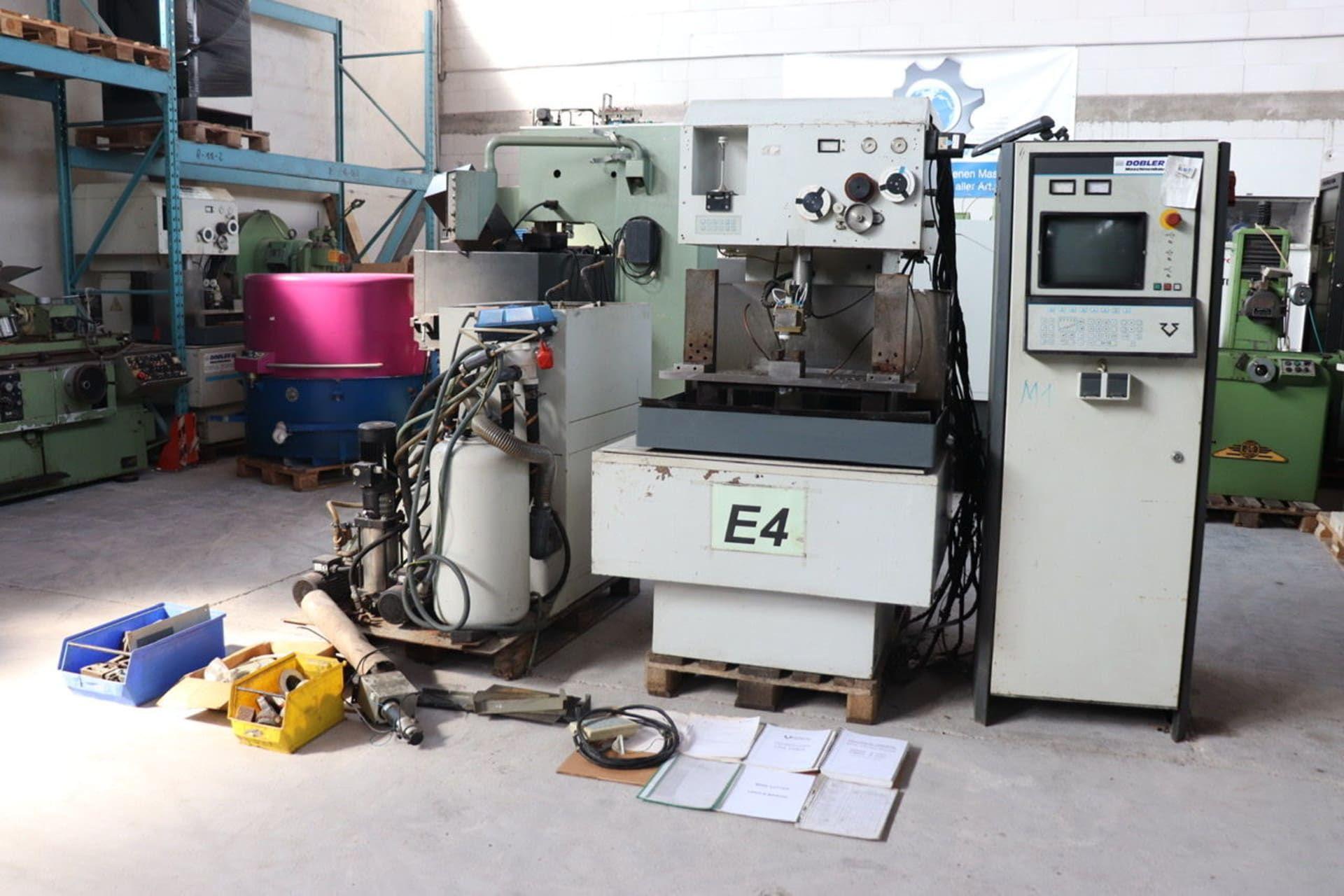 ONA PRIMA E-250 Drahterodiermaschine